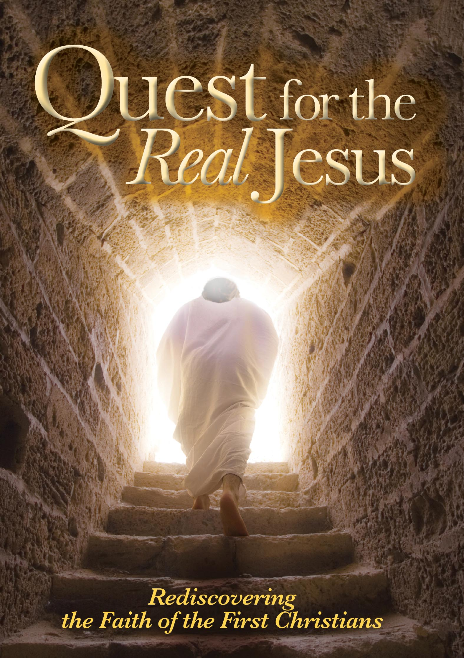 Quest for the Real Jesus