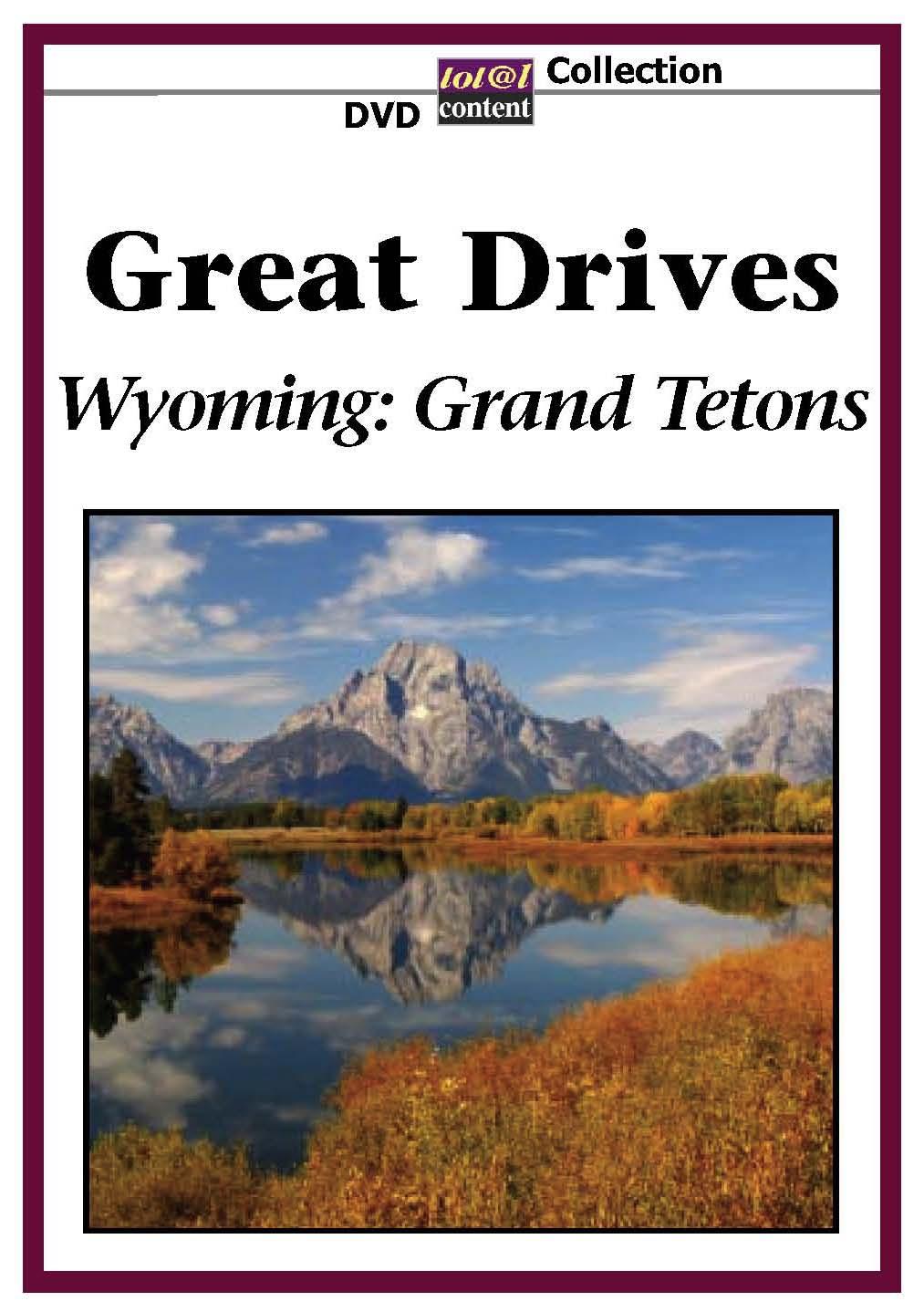Great Drives: Wyoming - Grand Tetons