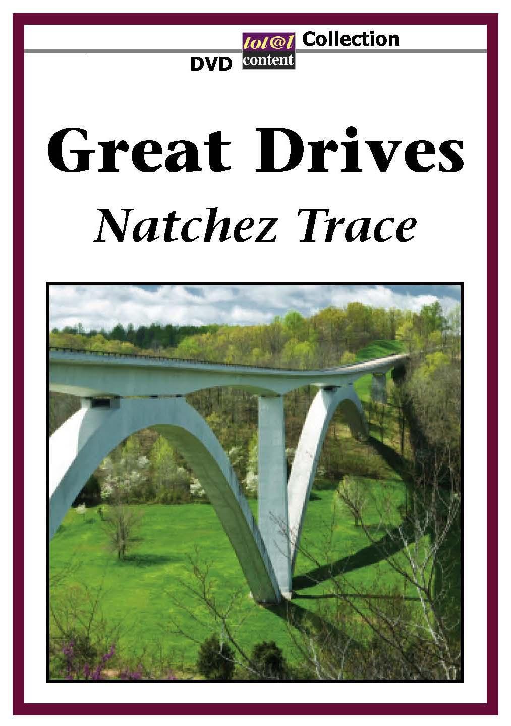 Great Drives: Natchez Trace