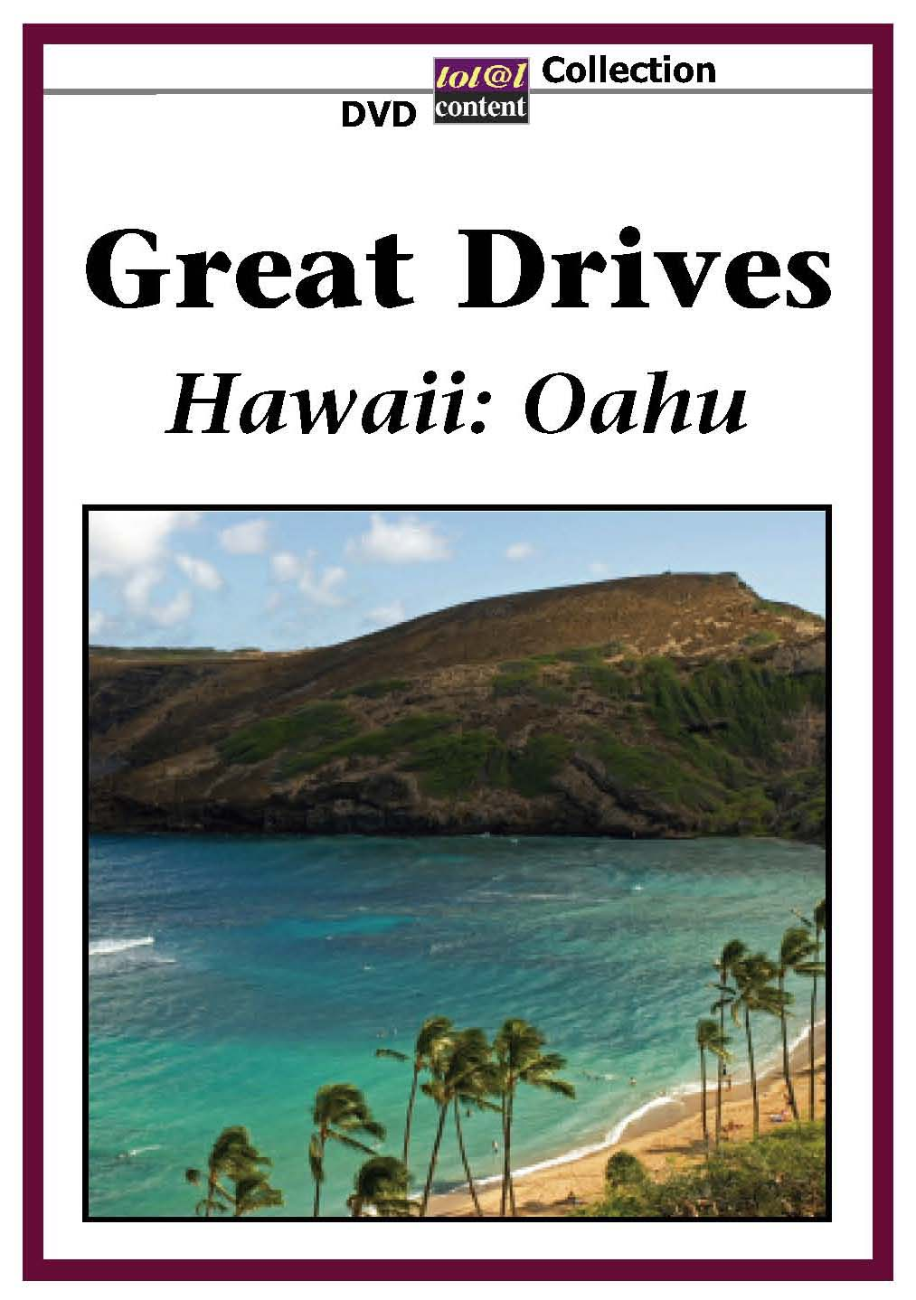 Great Drives: Hawaii - Oahu
