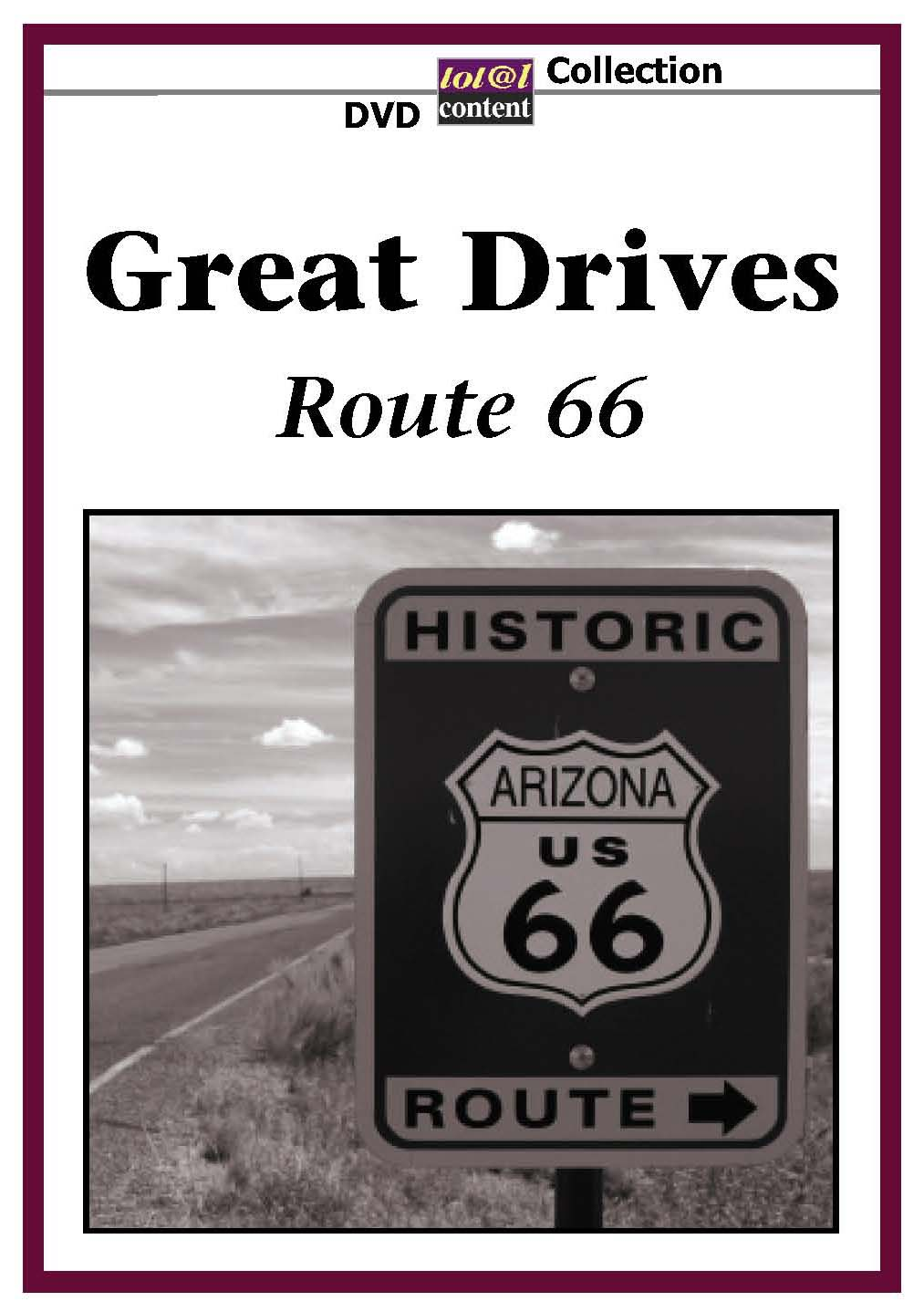 Great Drives: Route 66