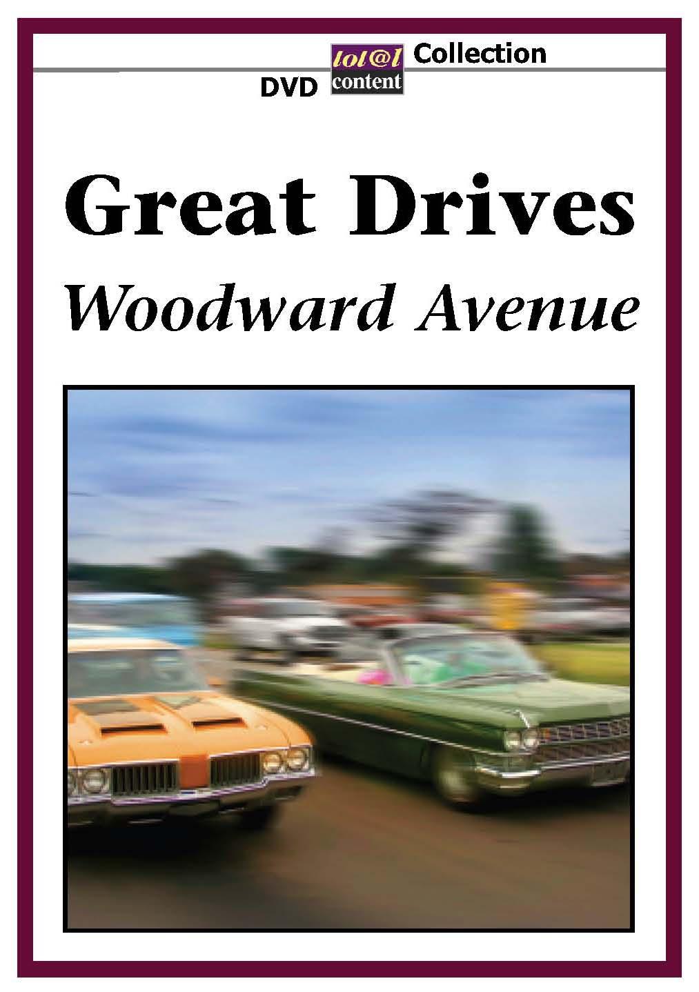 Great Drives: Woodward Avenue