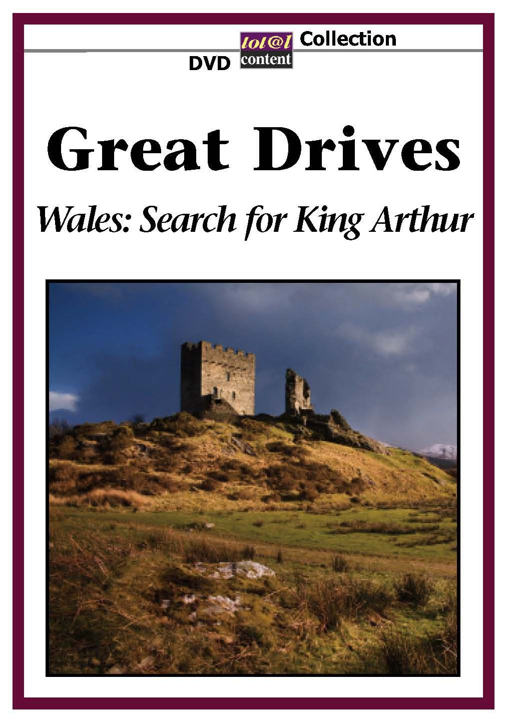 Great Drives: Wales - Search for King Arthur