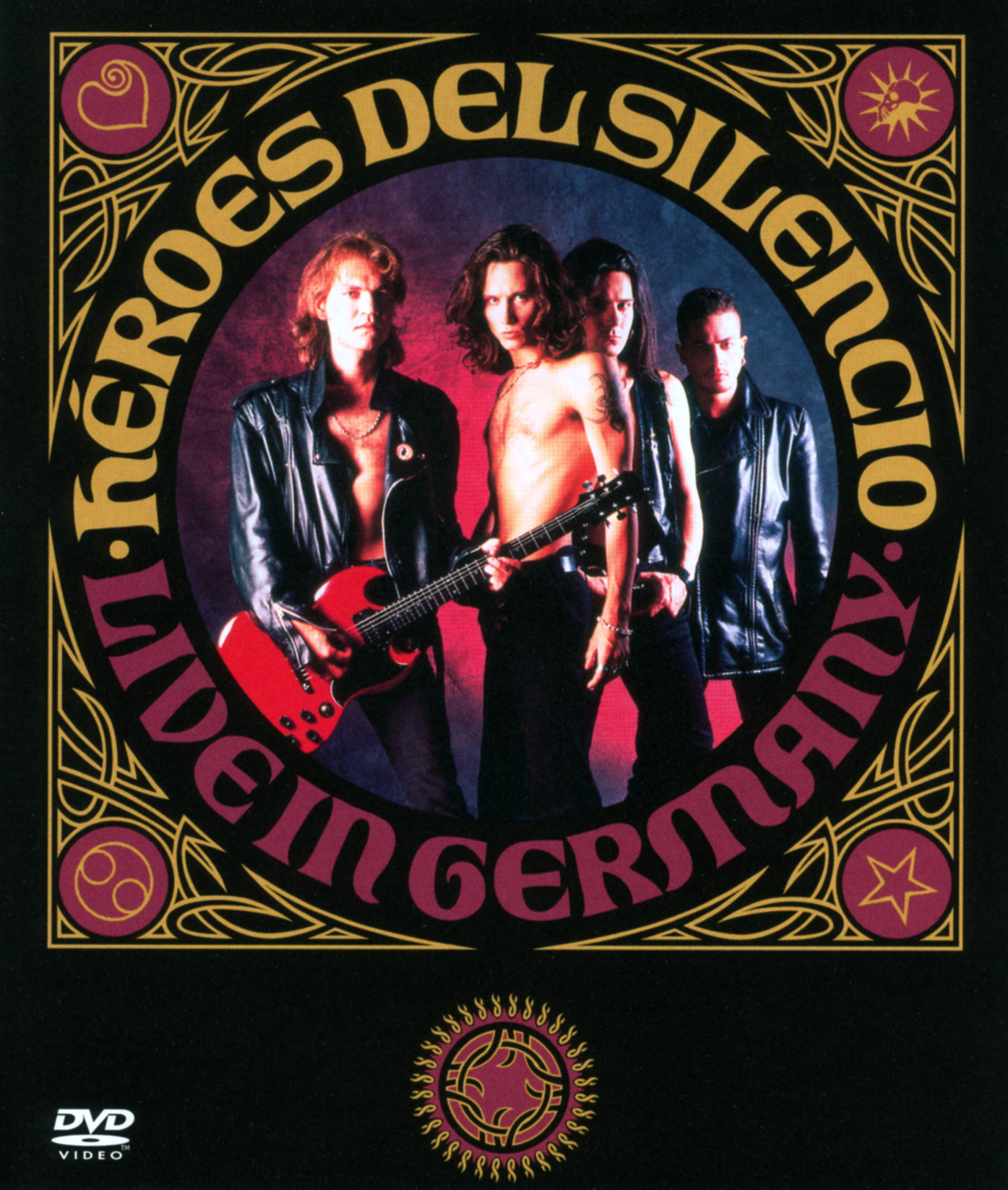 Heroes del Silencio: Live in Germany