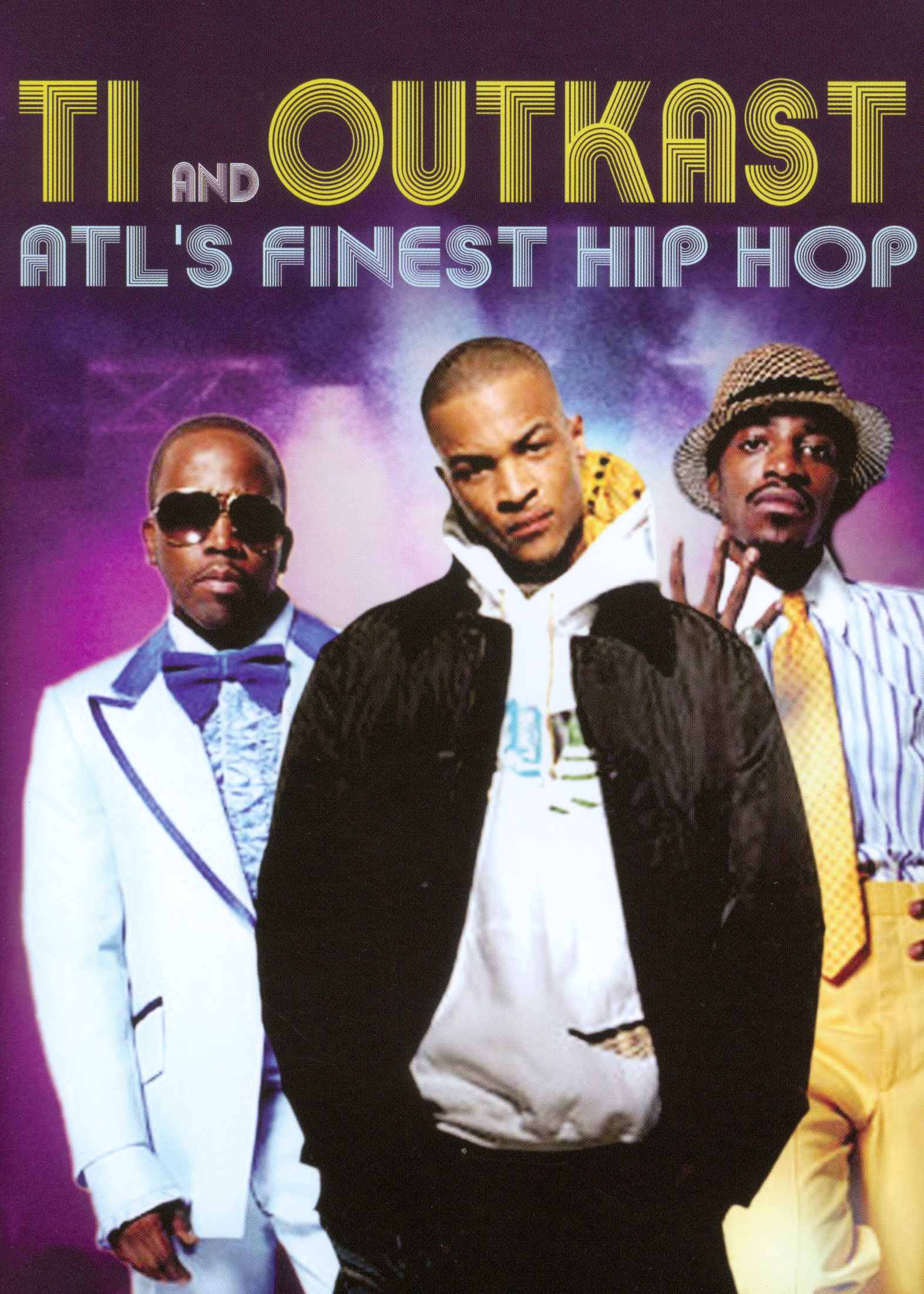 T.I. and Outkast: Atl's Finest Hip Hop