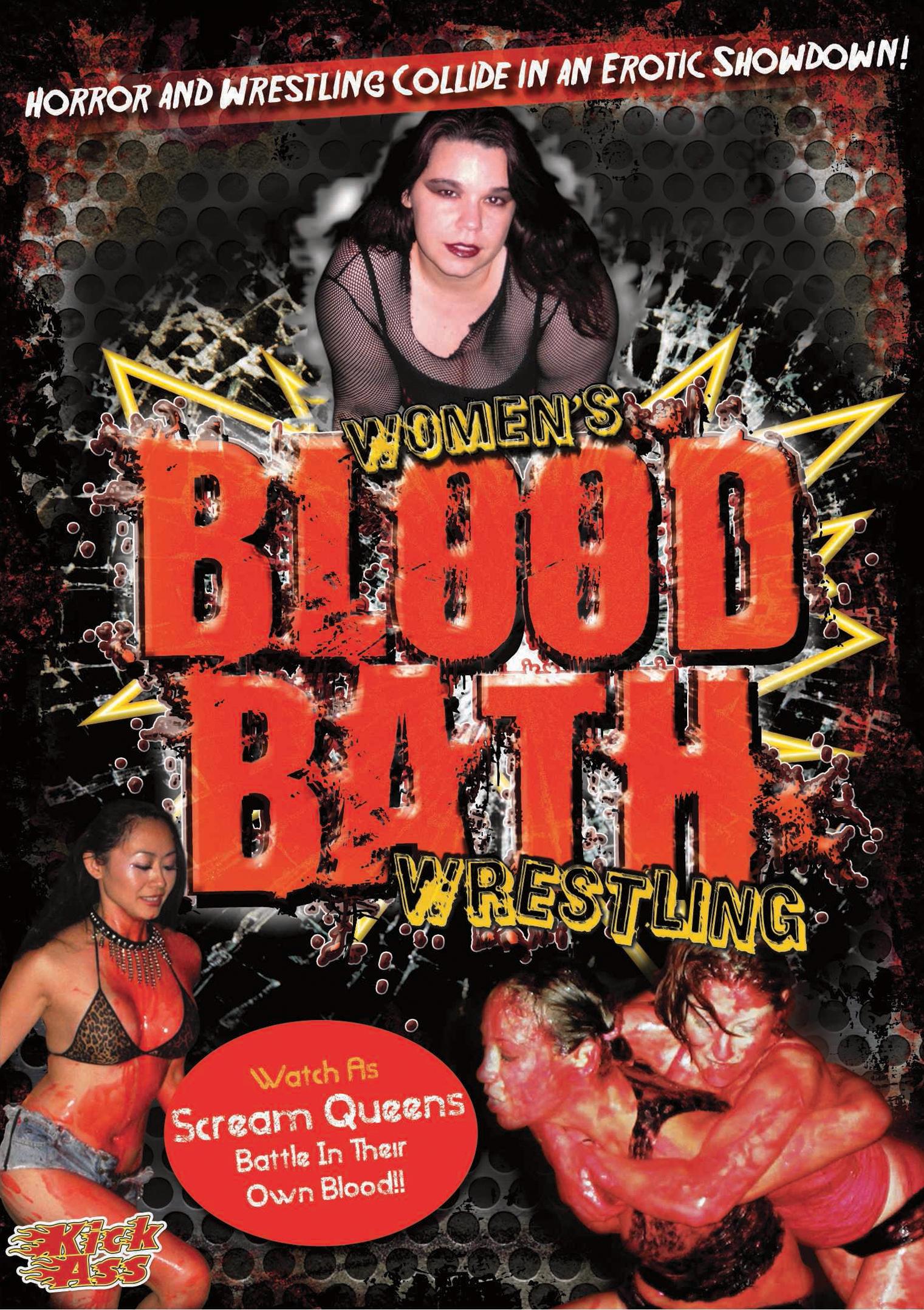 Women's Blood Bath Wrestling