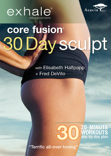 Exhale: Core Fusion - 30 Day Sculpt