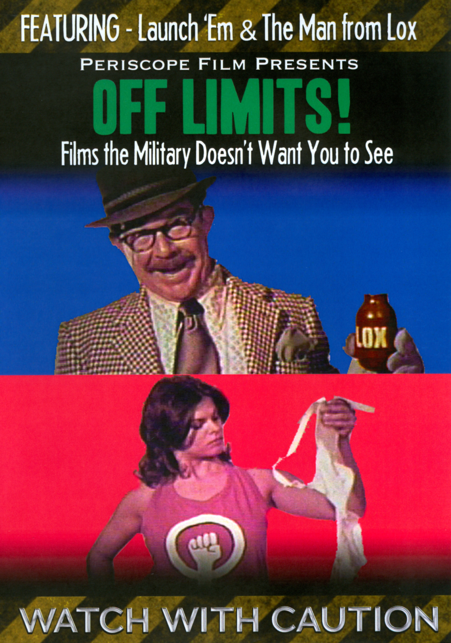 Off Limits!: Films the Military Doesn't Want You to See