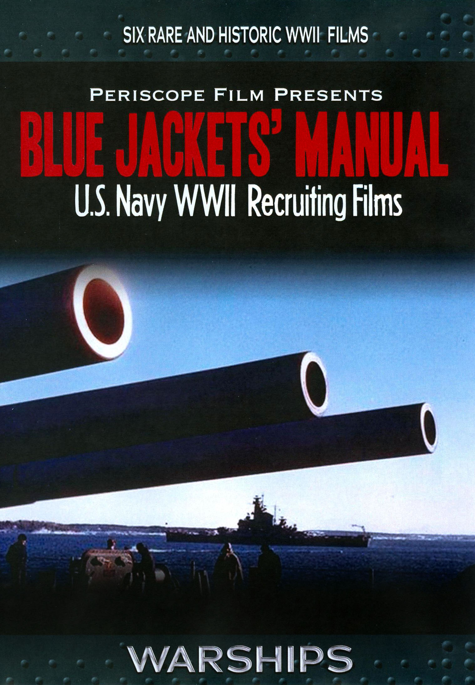 Blue Jackets' Manual: U.S. Navy WWII Recruiting