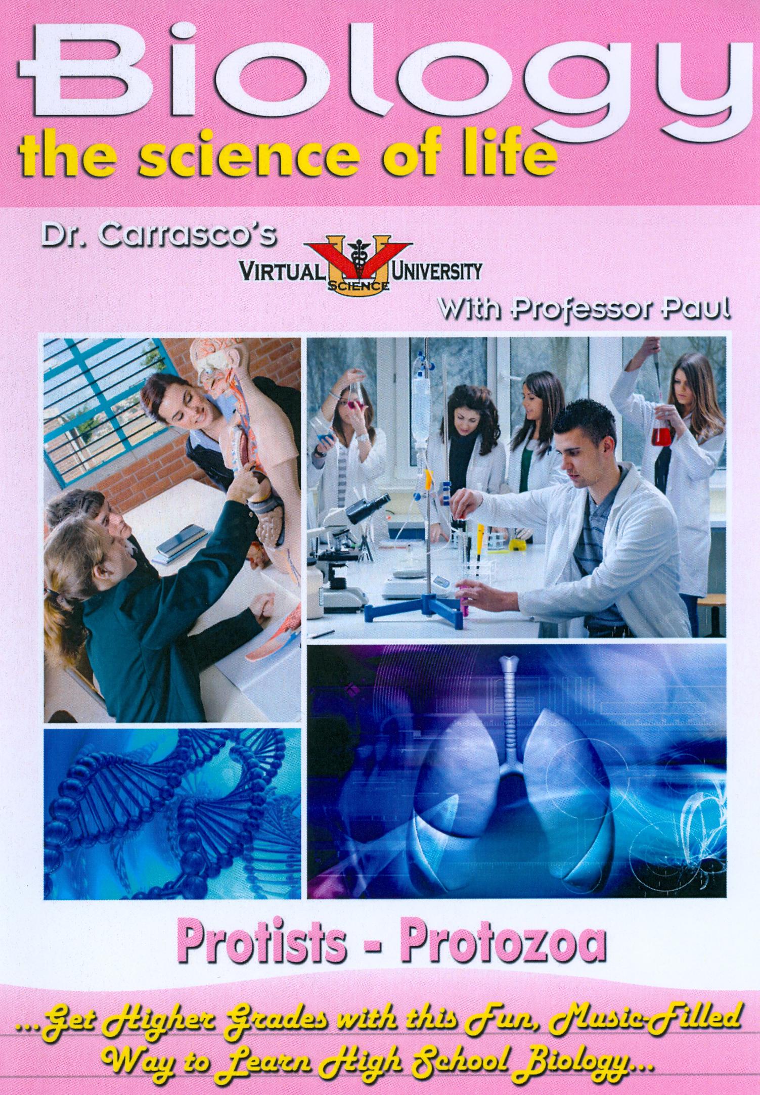 Biology - The Science of Life: Protists - Protozoa