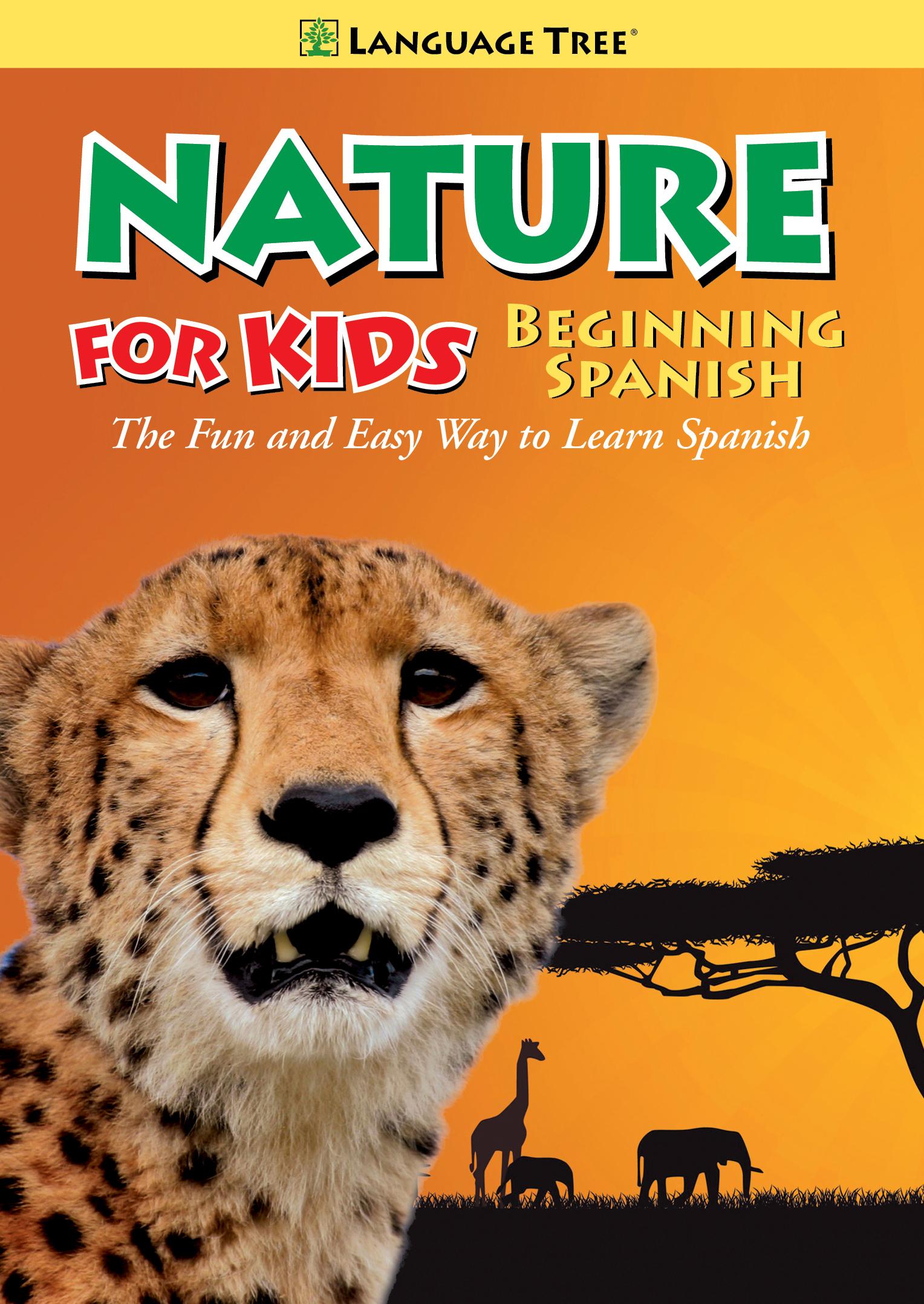 Nature for Kids: Beginning Spanish
