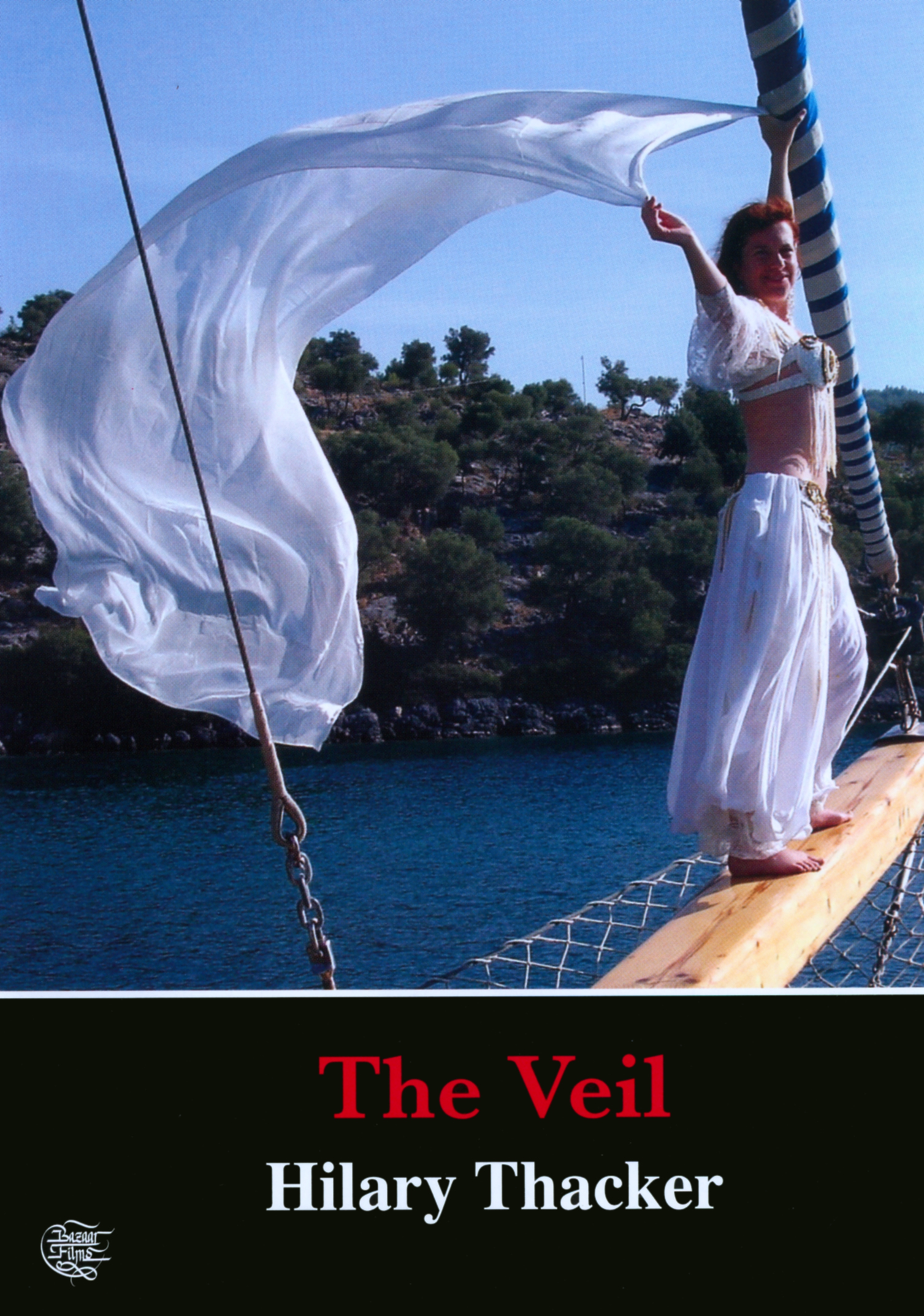 Hilary Thacker: The Veil