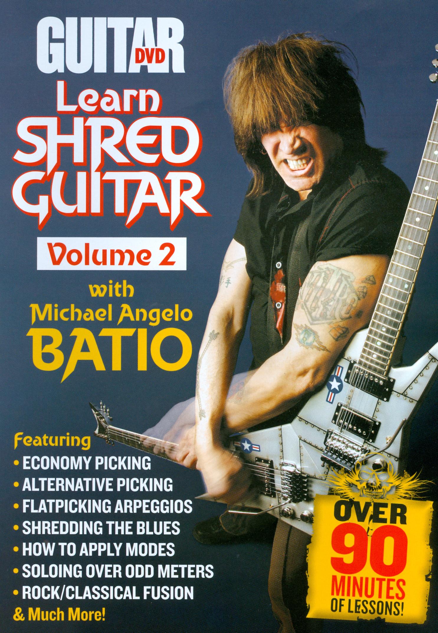 Guitar World: Learn Shred Guitar, Vol. 2
