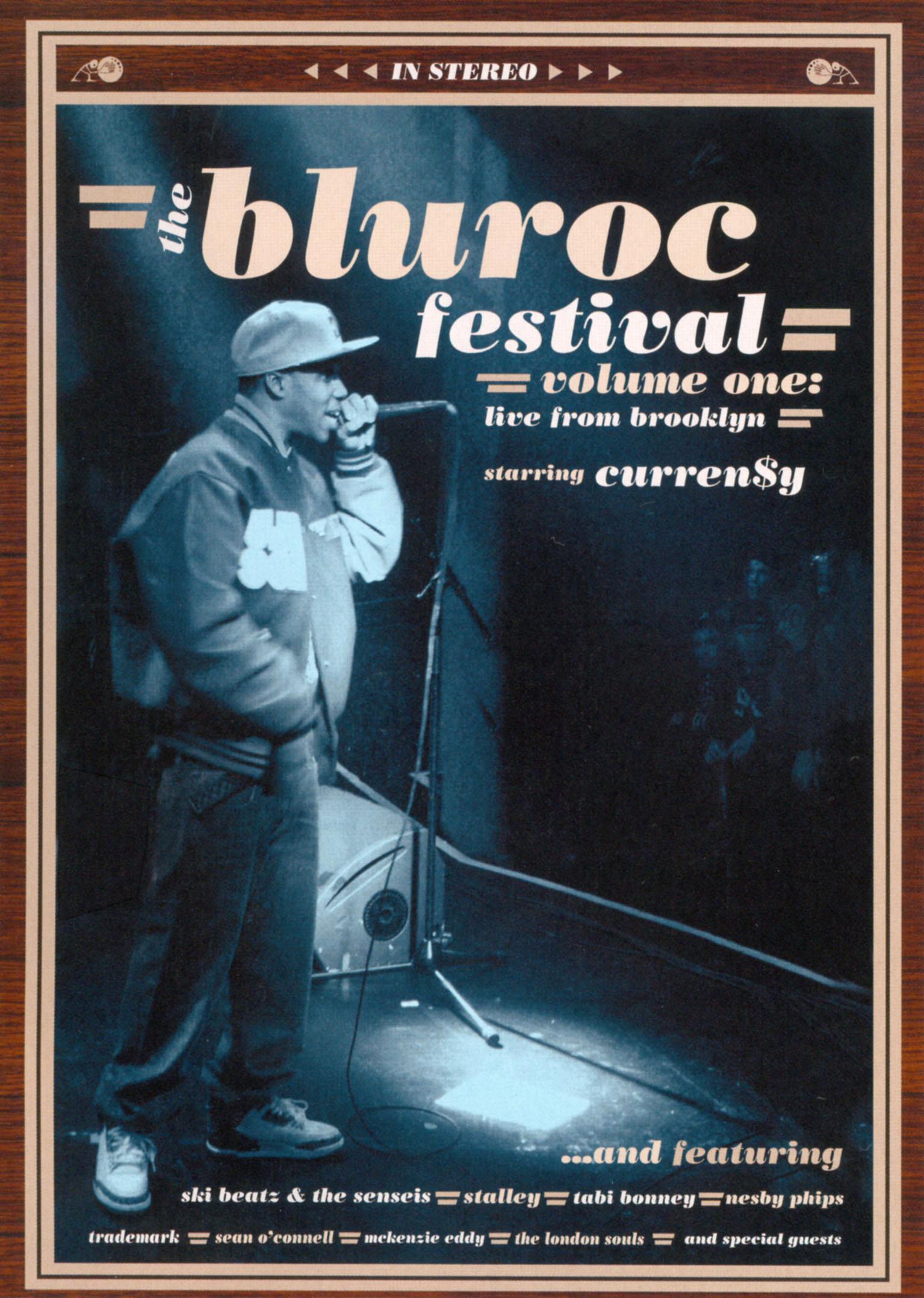 The BluRoc Festival, Vol. 1