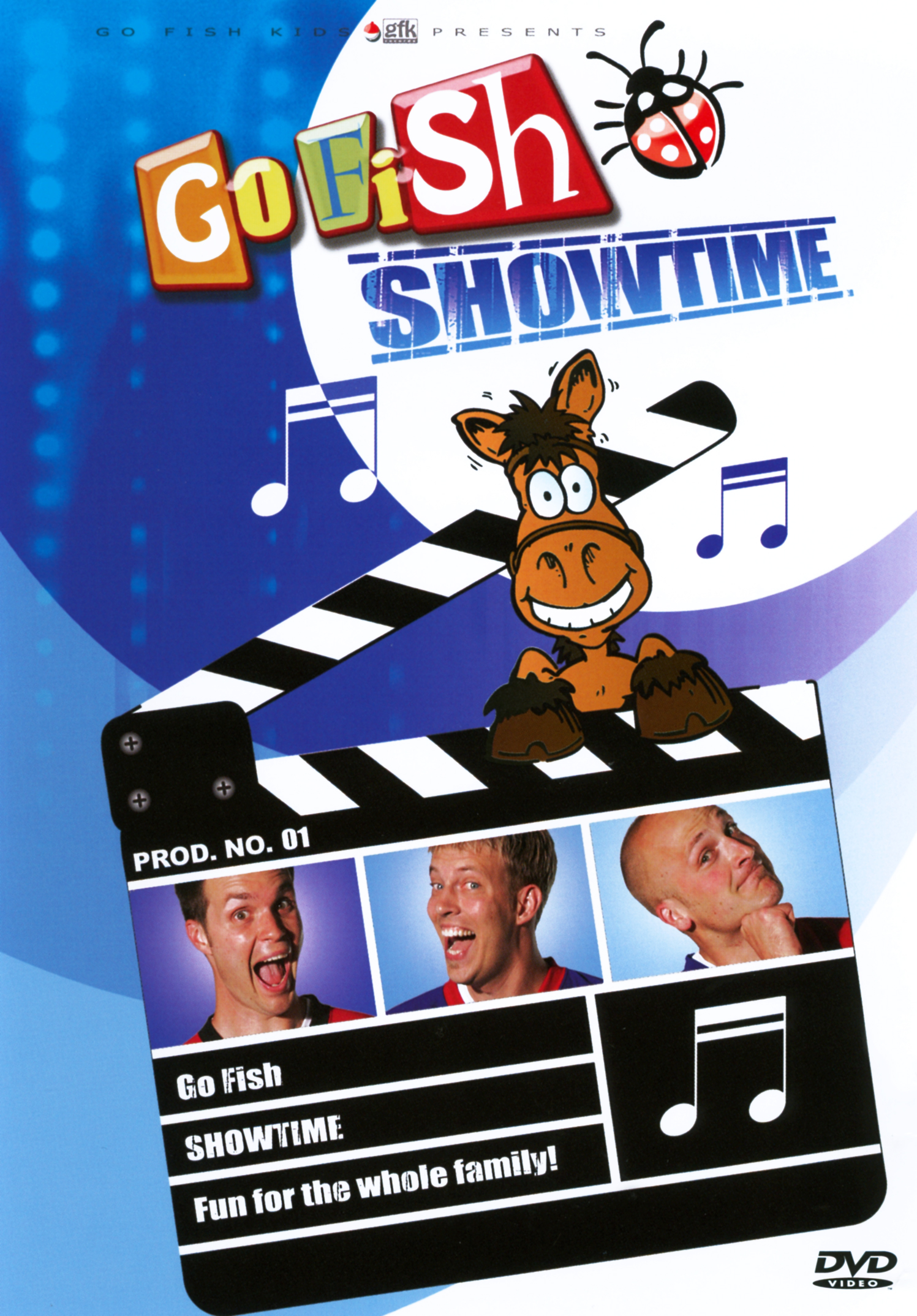 The Go Fish Guys: Showtime