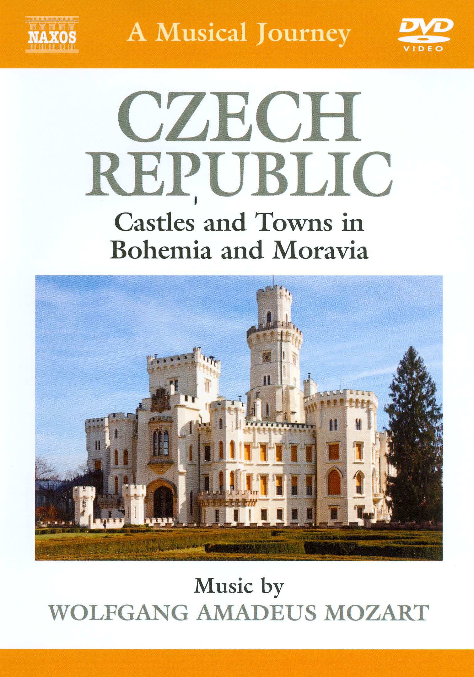 A Musical Journey: Czech Republic - Castles and Towns in Bohemia and Moravia