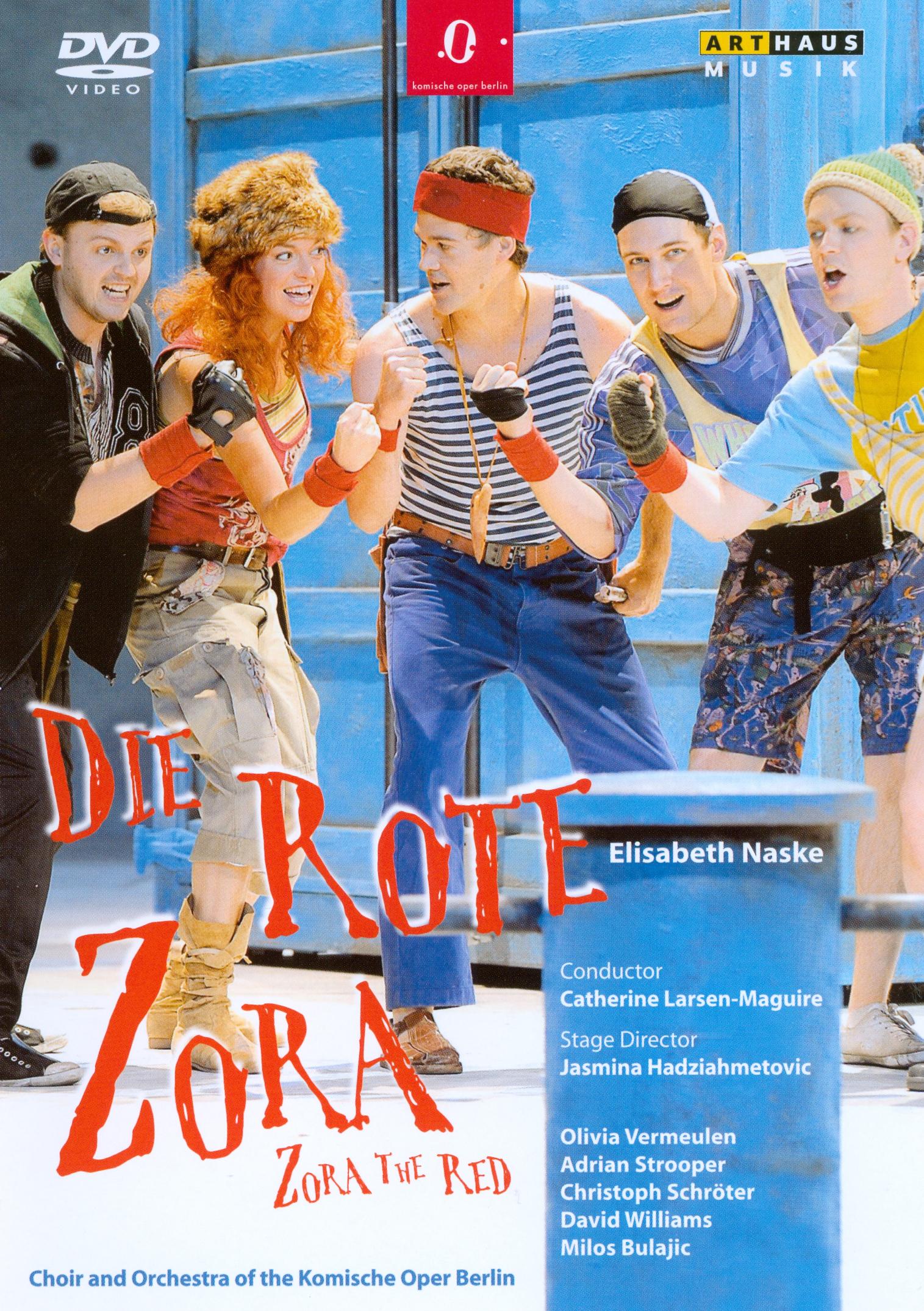 Die Rote Zora (Komische Oper Berlin)