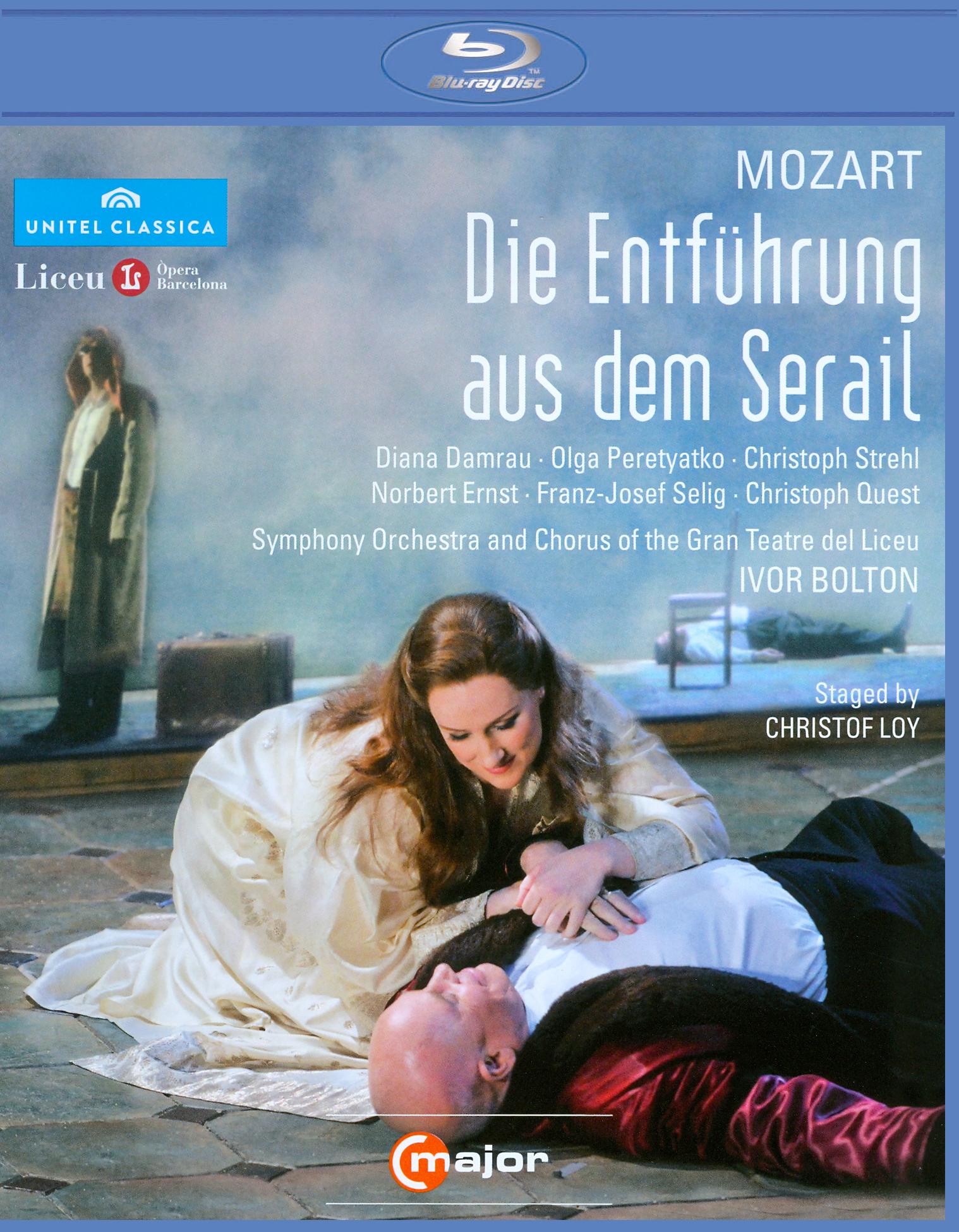 Die Entfuehrung aus dem Serail (Gran Teatre del Liceu)