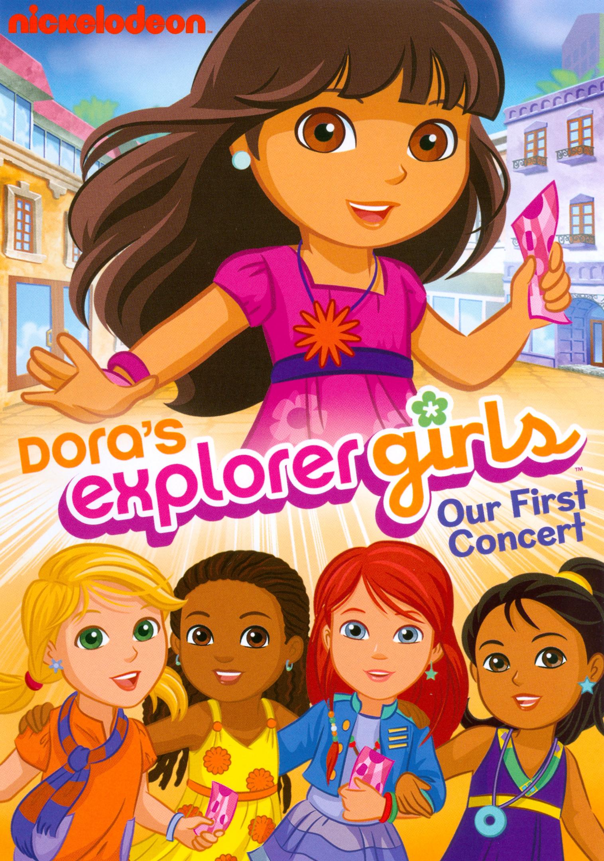 Dora's Explorer Girls: Our First Concert