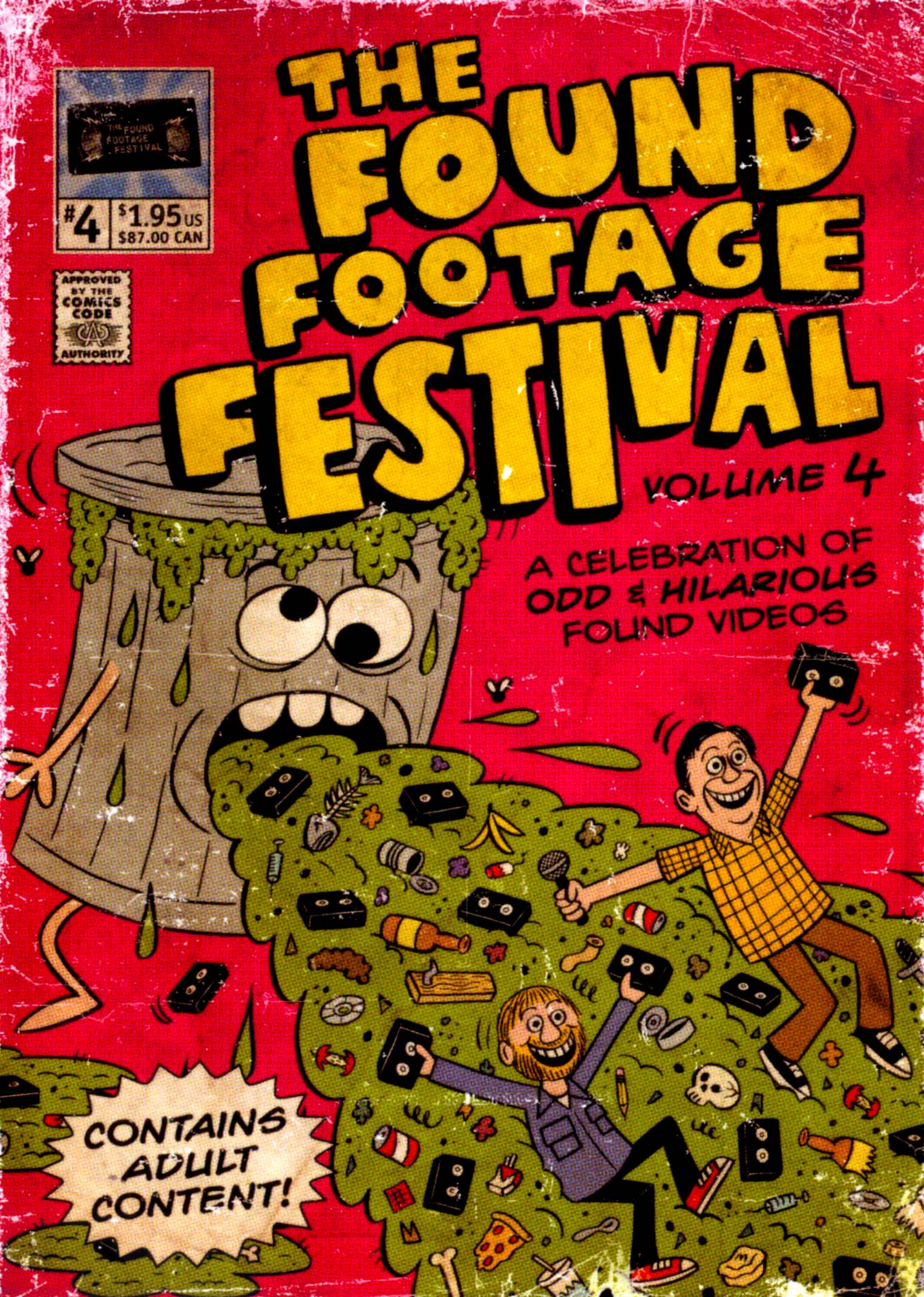 The Found Footage Festival, Vol. 4