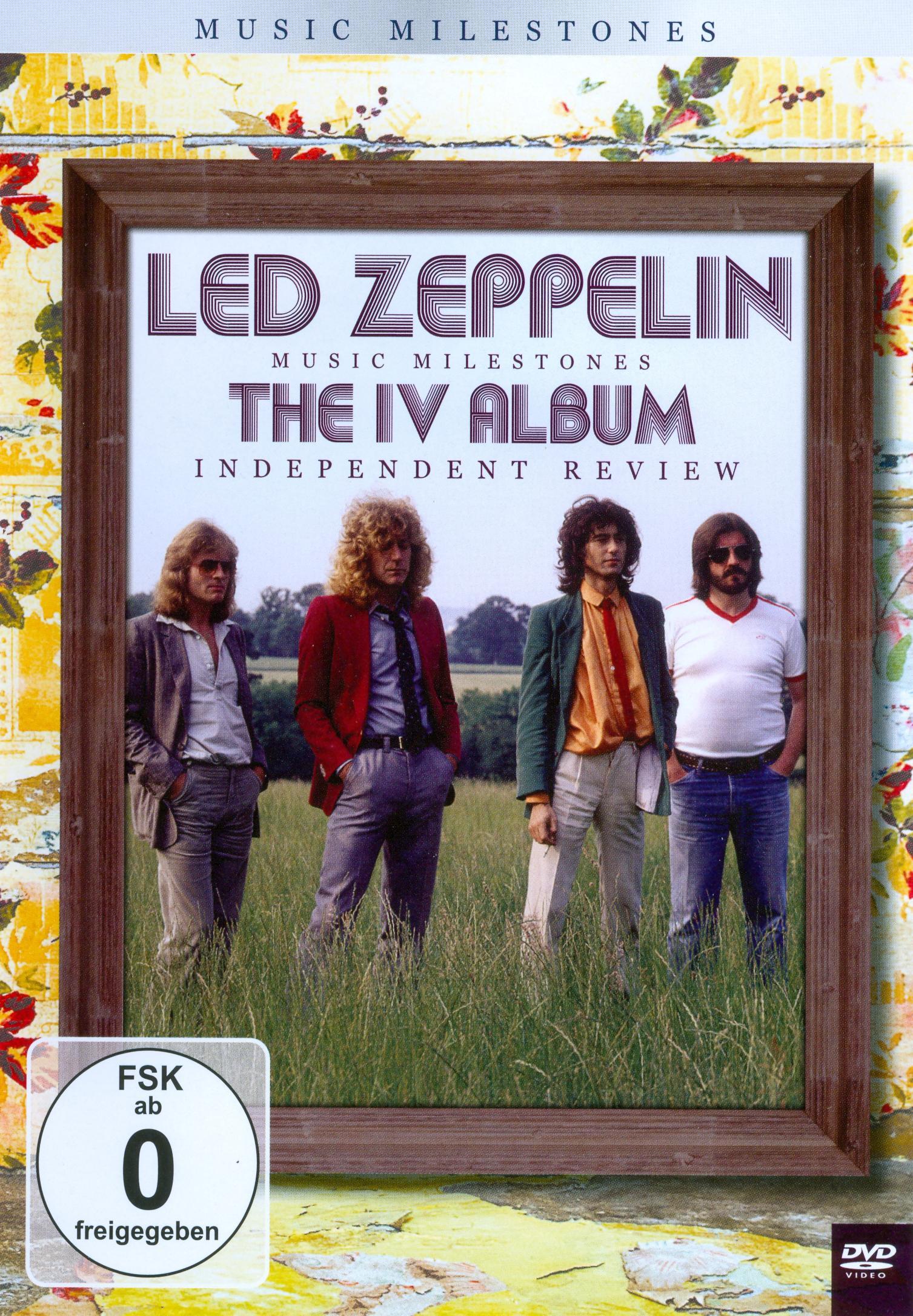 Led Zeppelin: Music Milestones - IV