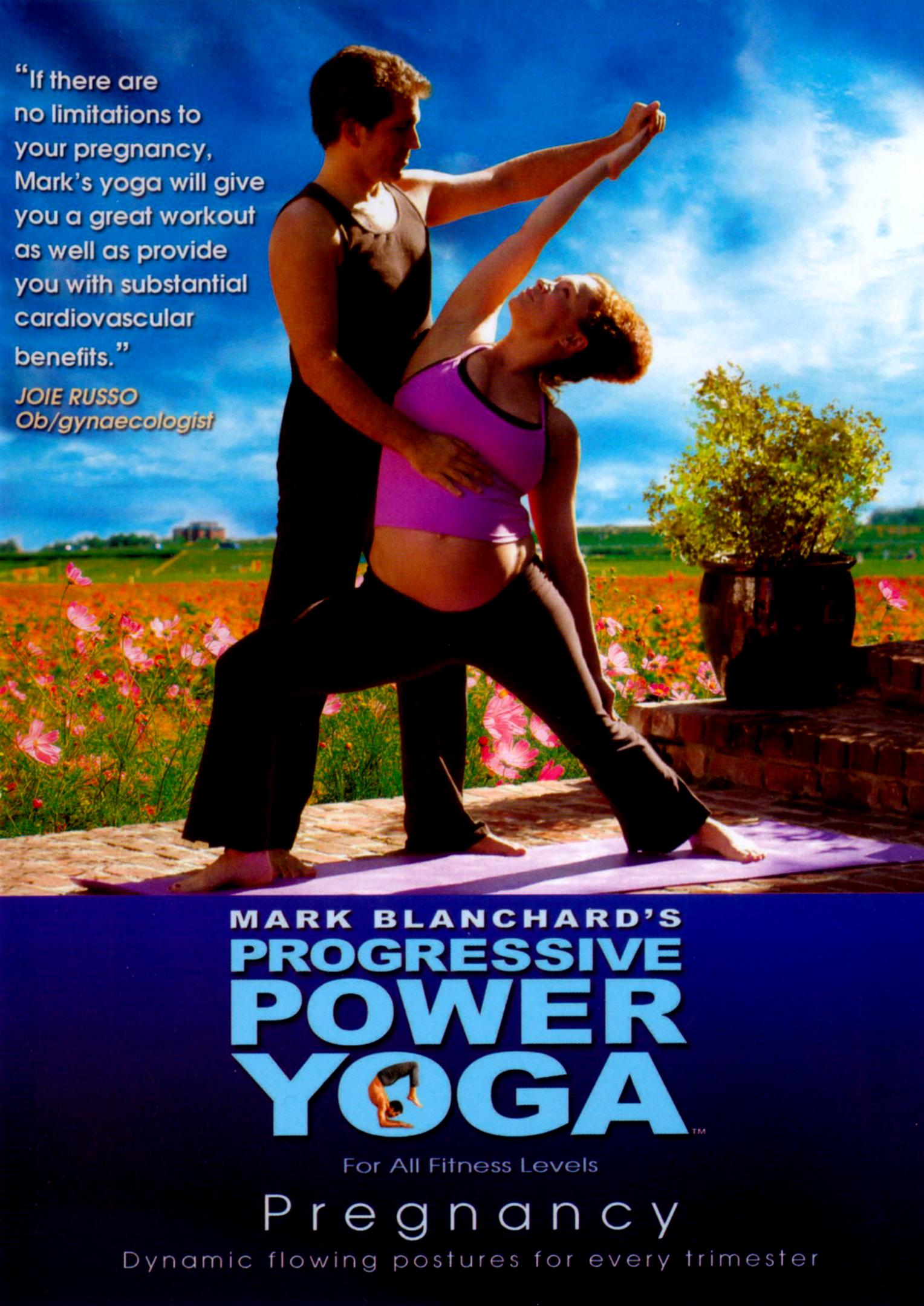 Progressive Power Yoga: Pregnancy