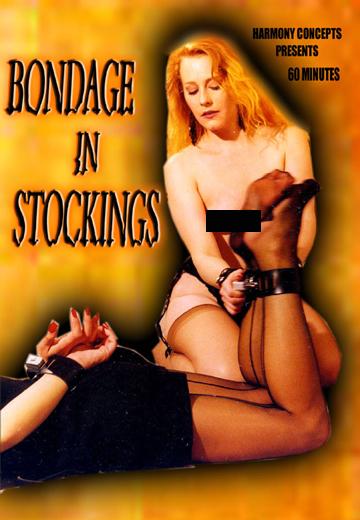 Bondage in Stockings