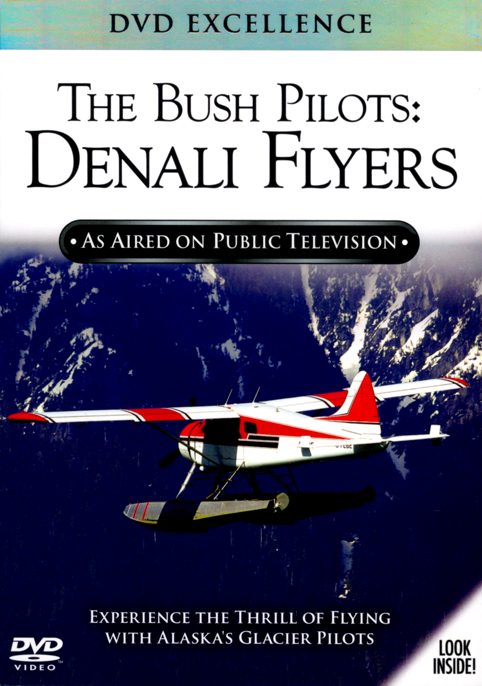 The Bush Pilots: Denali Flyers