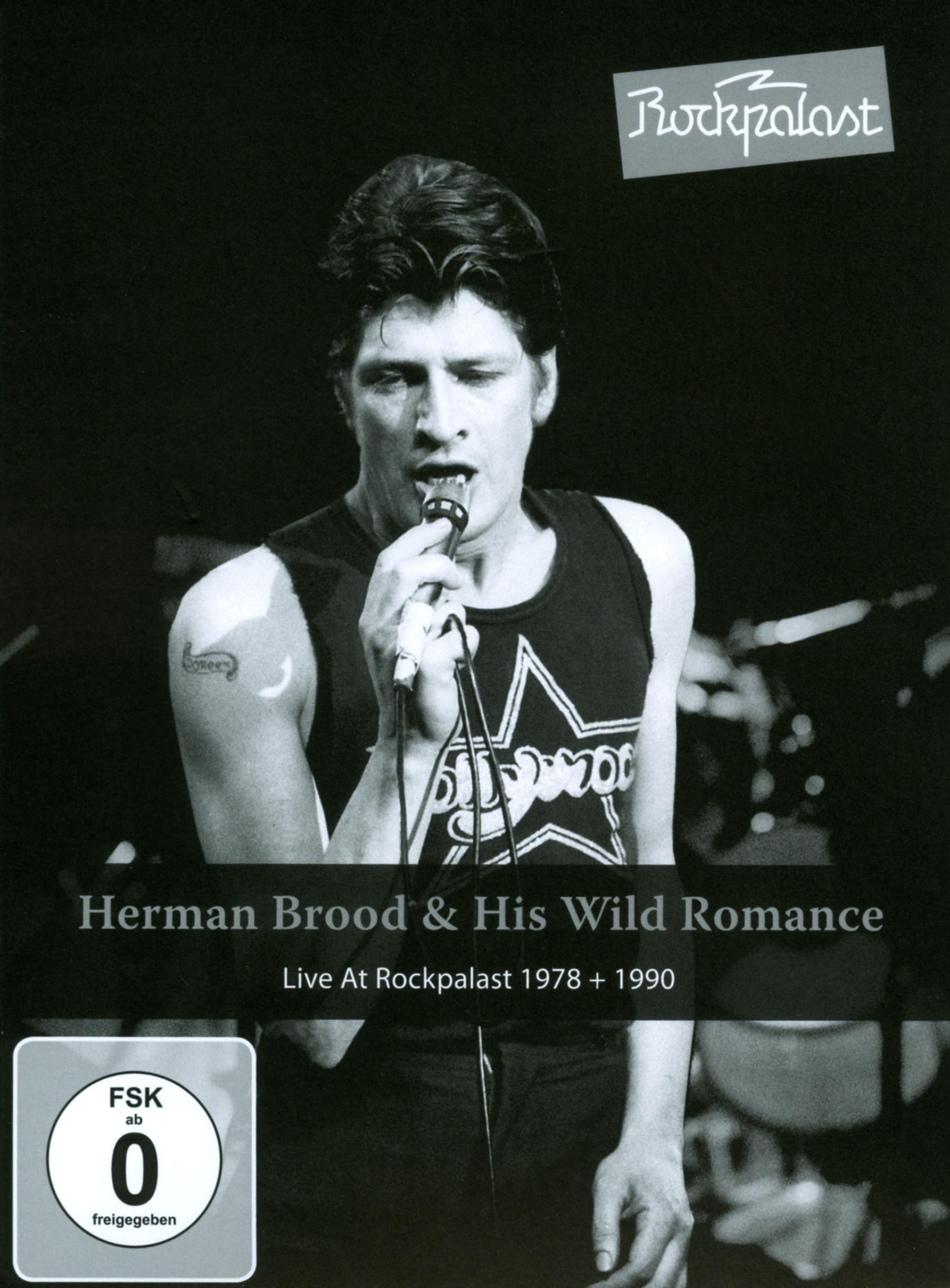 Rockpalast: Hermann Brood & His Wild Romance