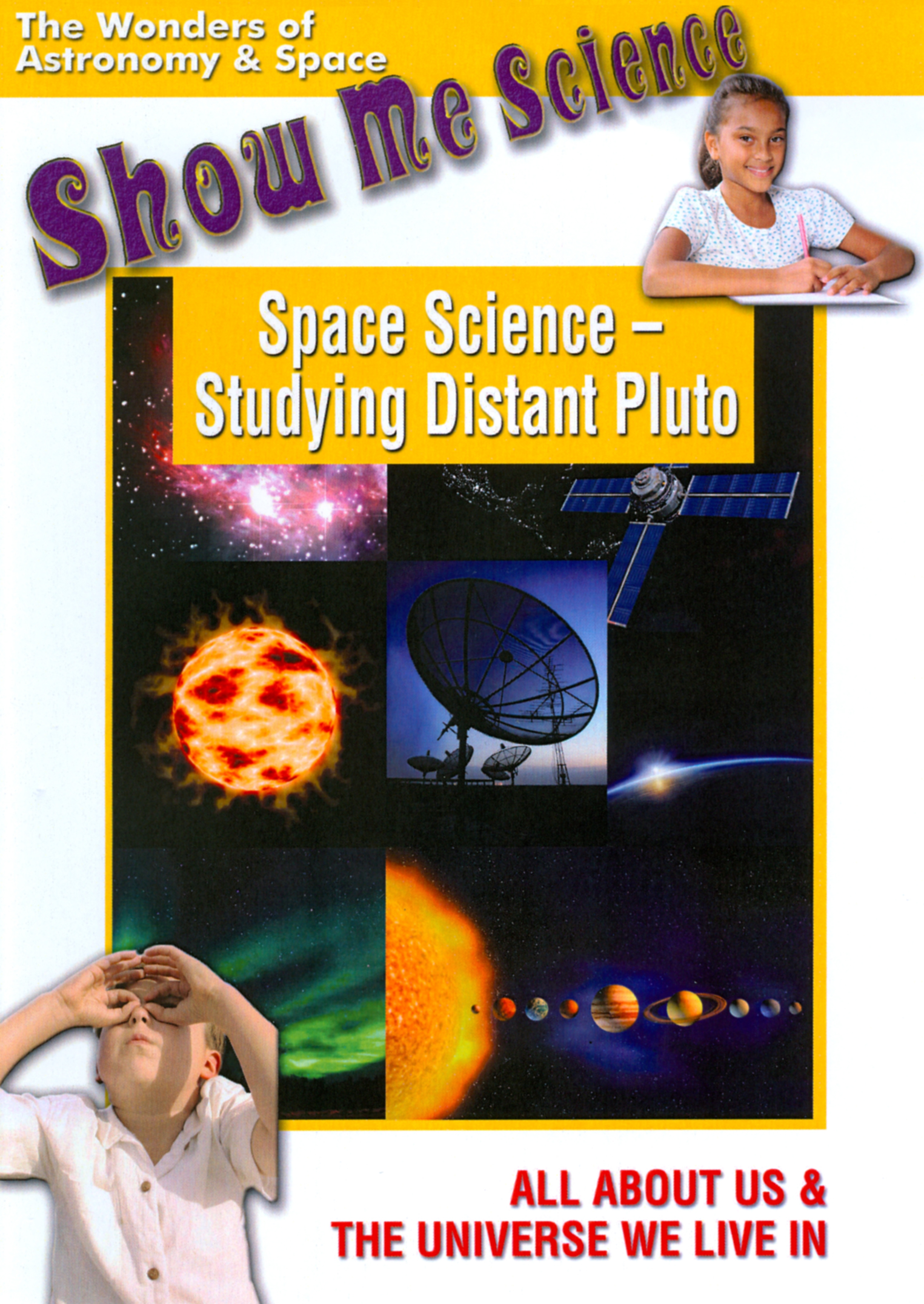 Space Science: Studying Distant Pluto