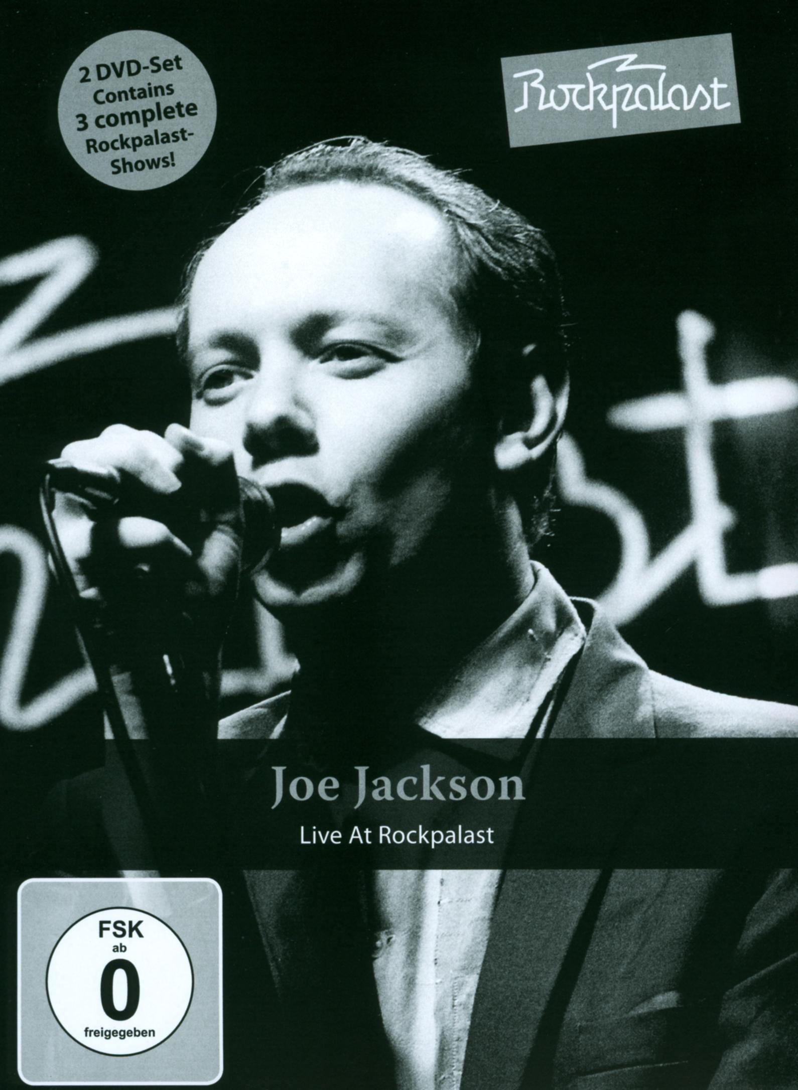 Rockpalast: Joe Jackson