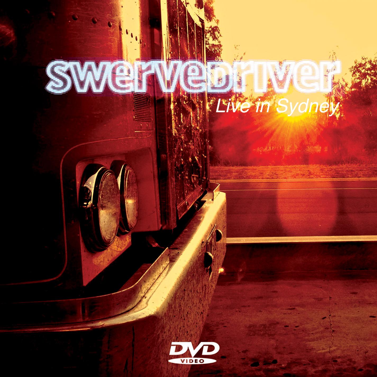 Swervedriver: Live in Sydney