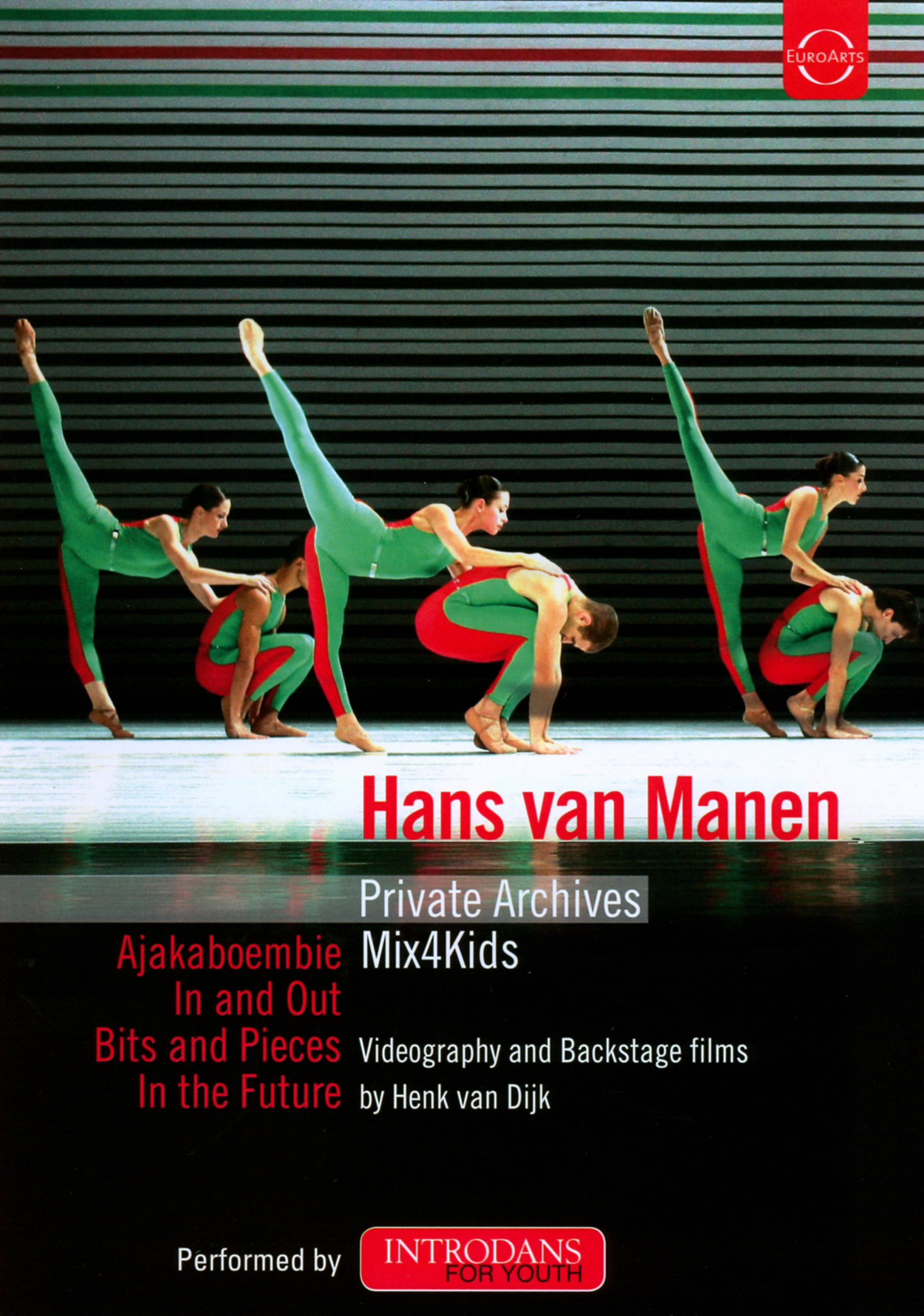 Introdans Ensemble for Youth: Hans van Manen - Private Archives/Mix4Kids