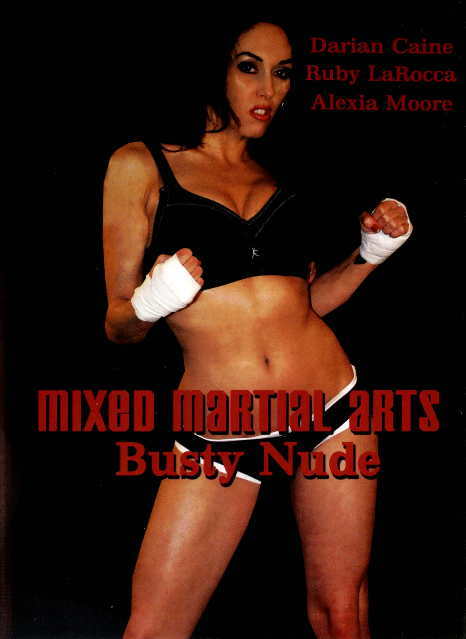 Mixed Martial Arts: Busty Nude