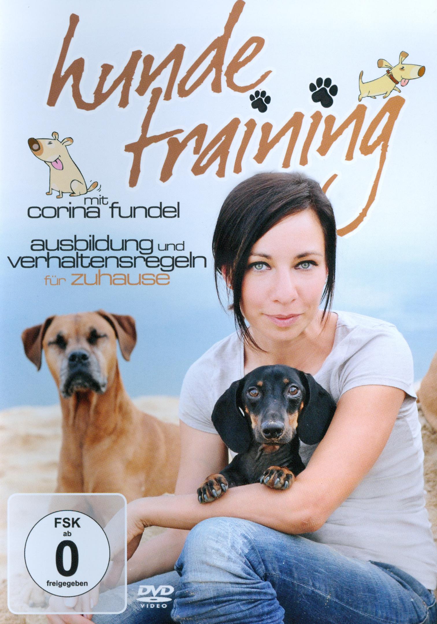 Dog Training with Corina Fundel: The Relationship Method