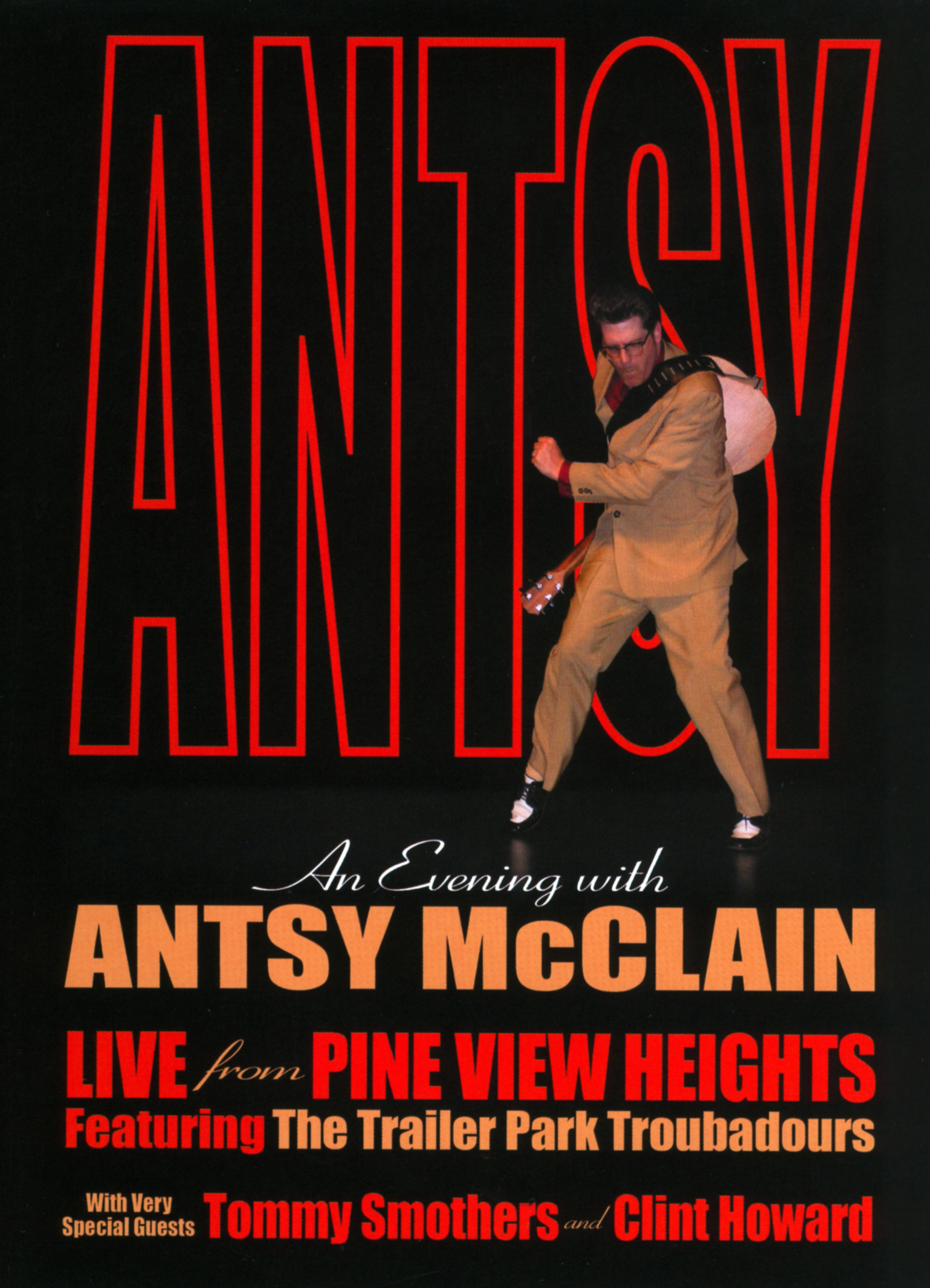 Antsy: An Evening with Antsy McClain