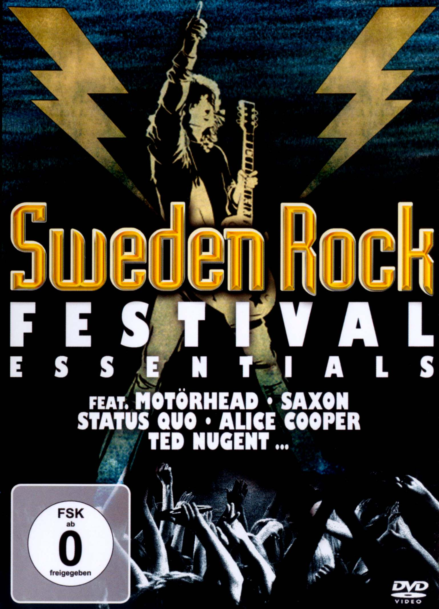 Sweden Rock Festival Essentials