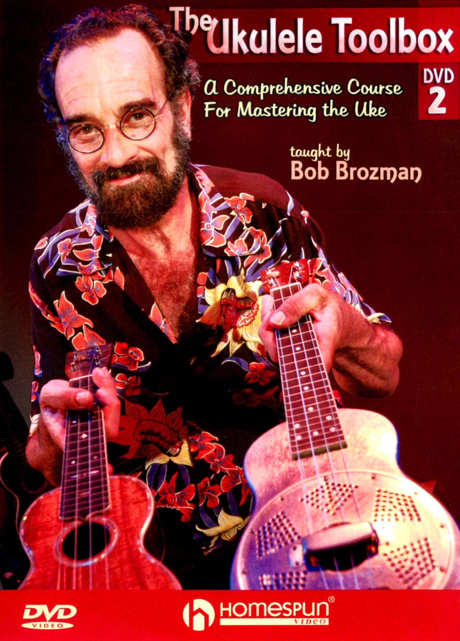 The Ukulele Toolbox: DVD 2