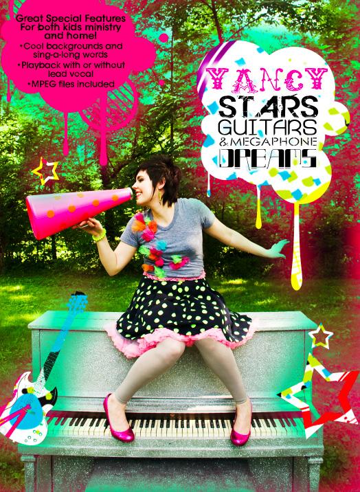 Yancy: Stars, Guitars & Megaphone Dreams