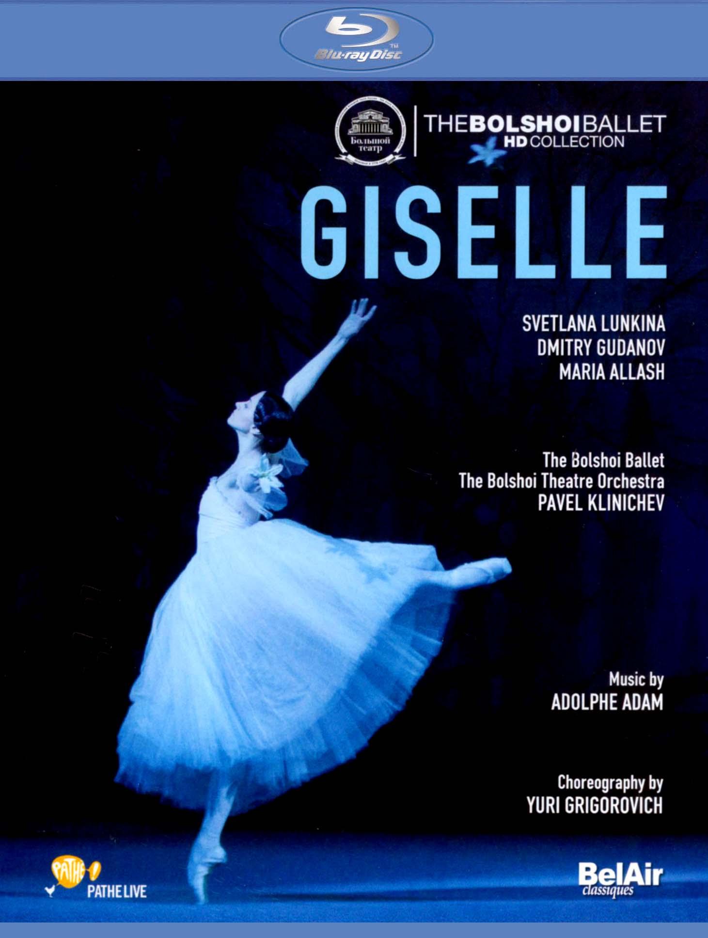 Giselle (Bolshoi Ballet)
