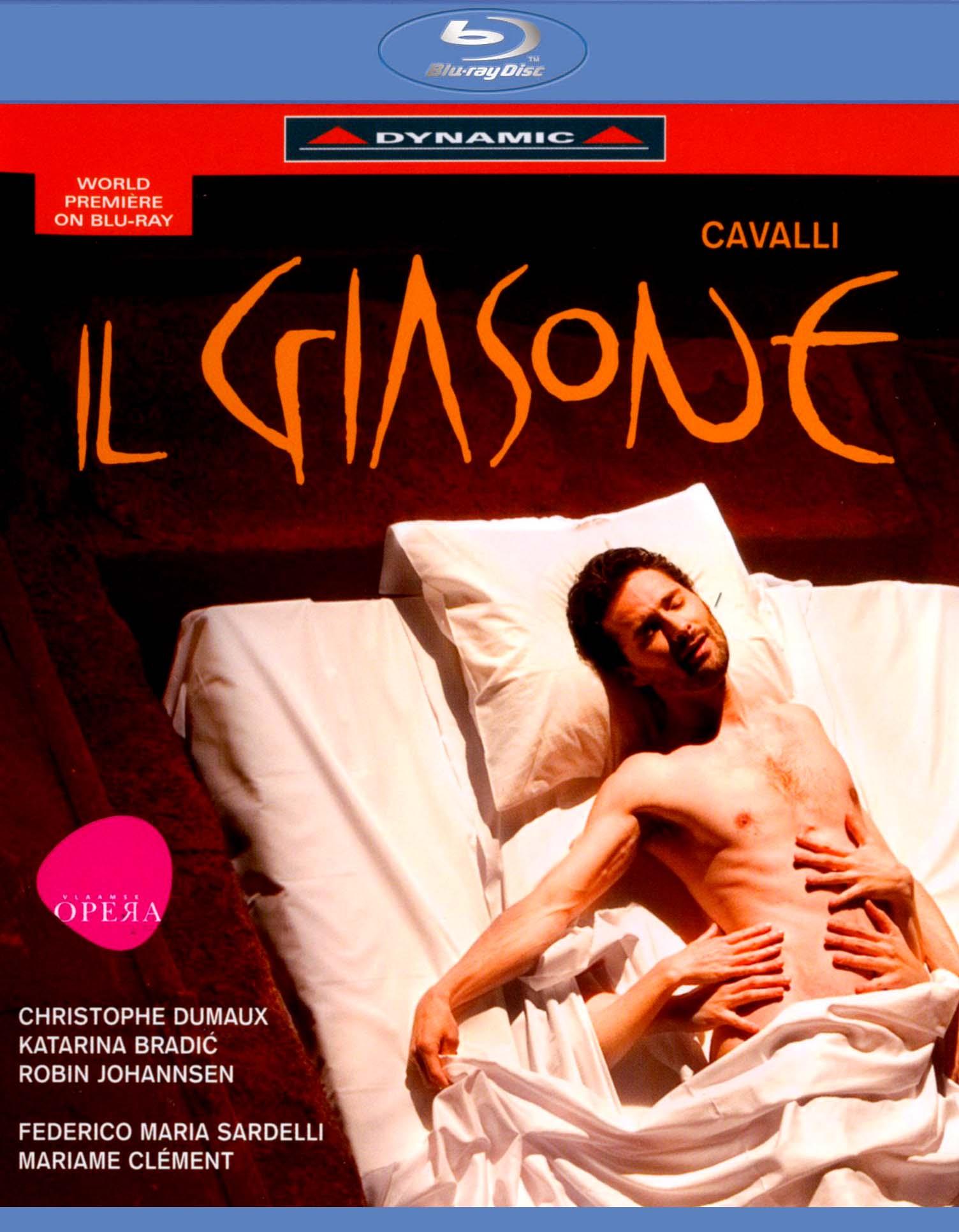 Il Giasone (Vlaamse Opera)