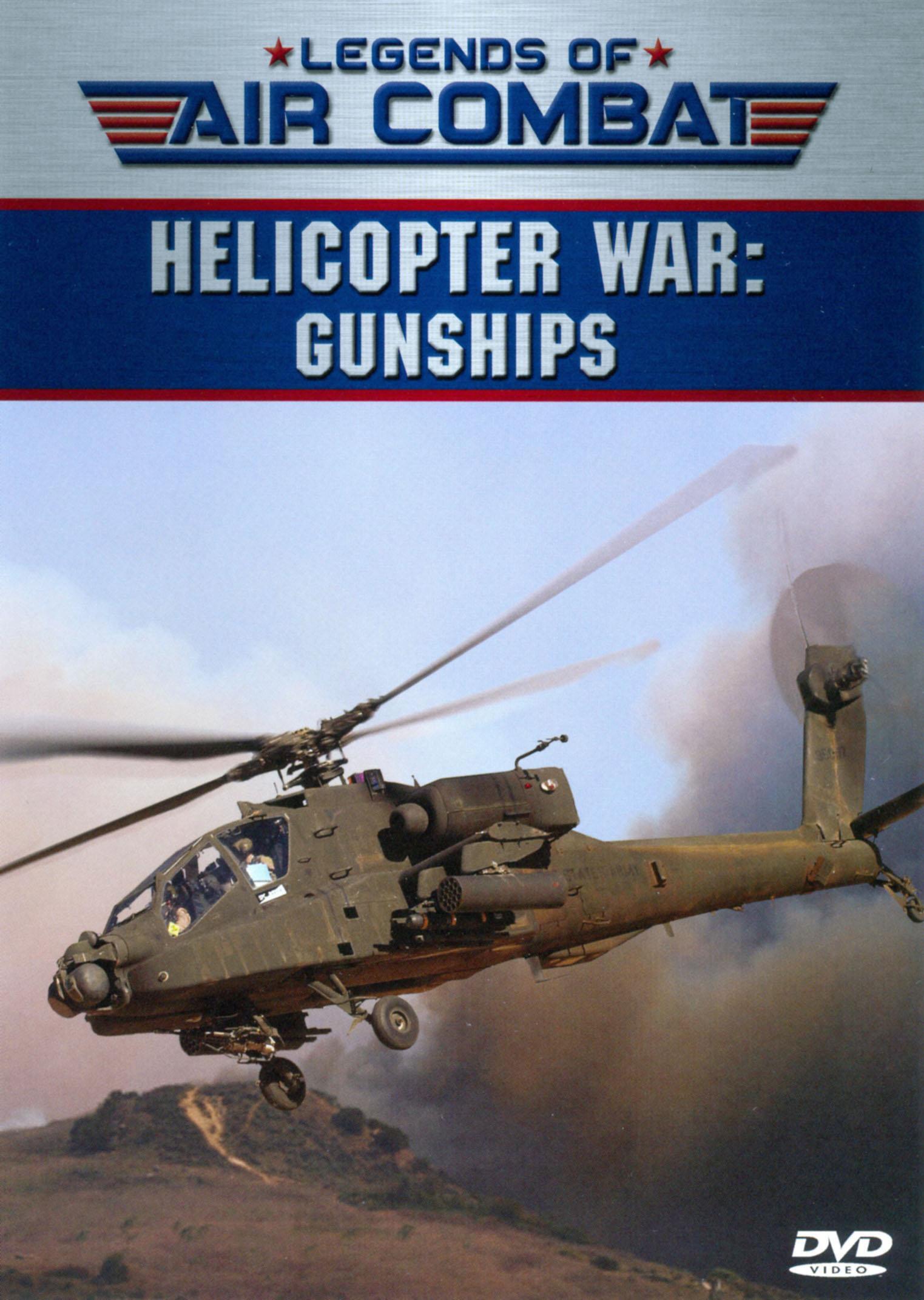 Legends of Air Combat: Helicopter War - Gunships