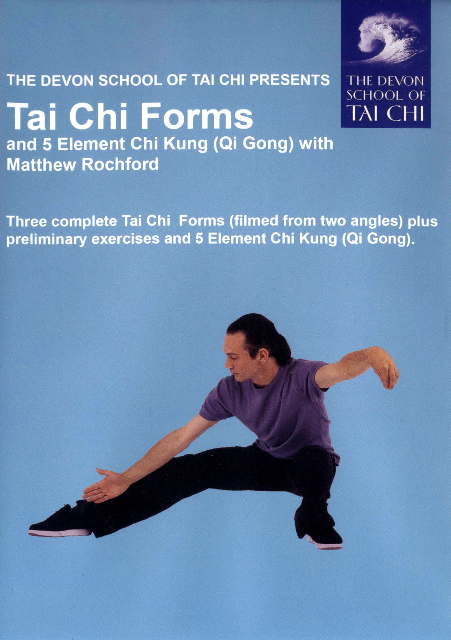 Tai Chi Forms and 5 Element Chi Kung (Qi Gong)