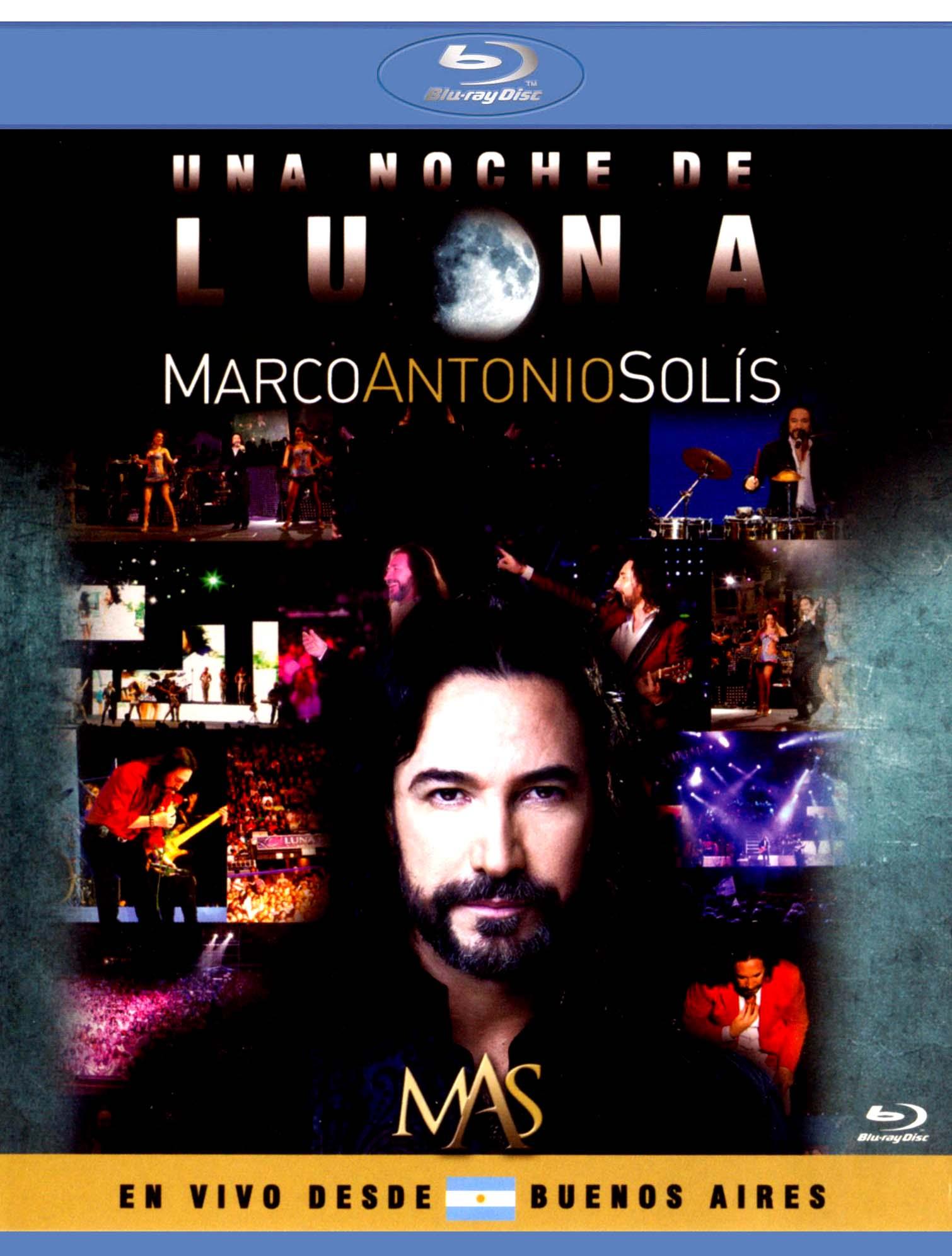 Marco Antonio Solis: Una Noche de Luna