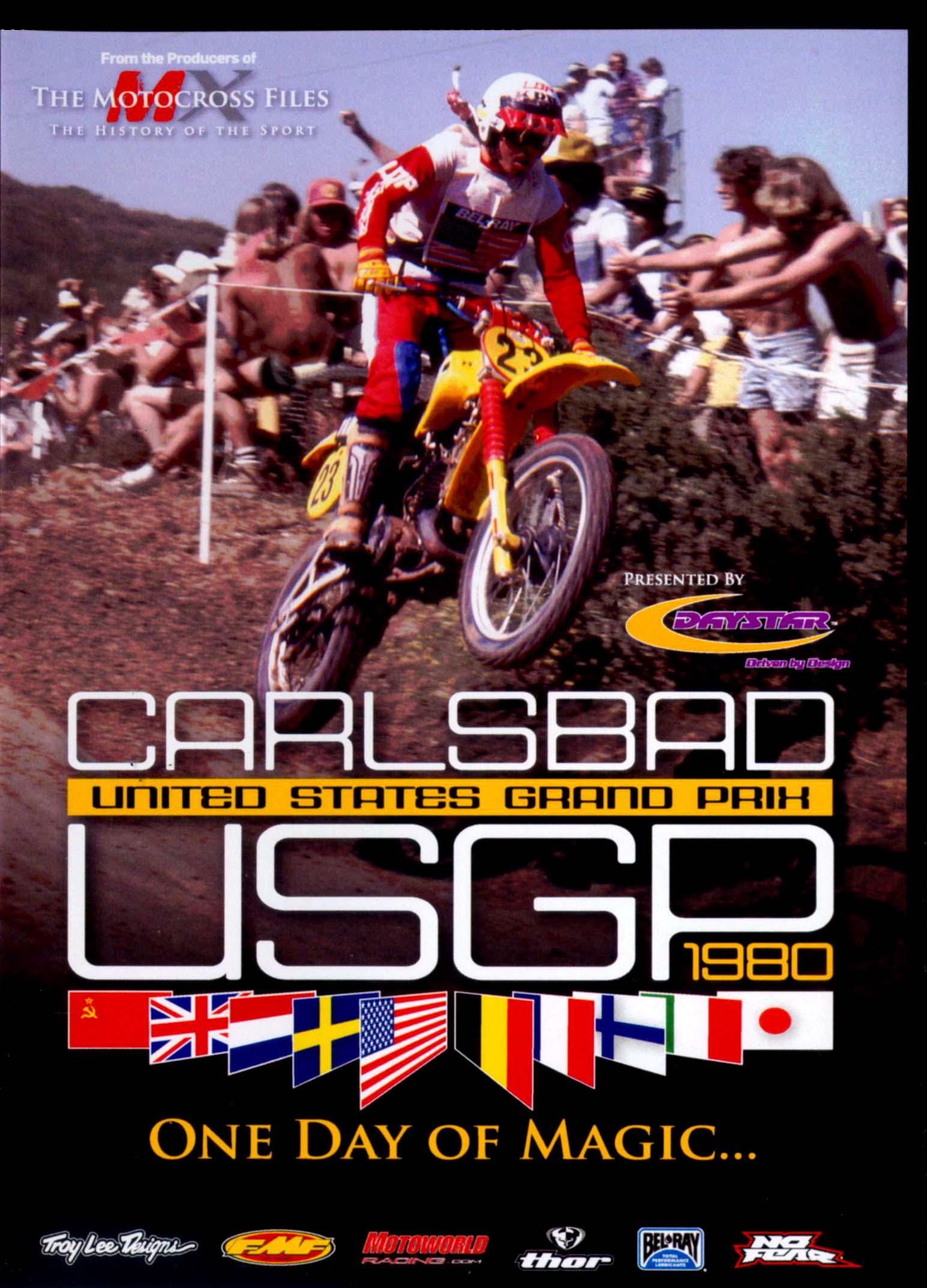 The Carlsbad USGP 1980