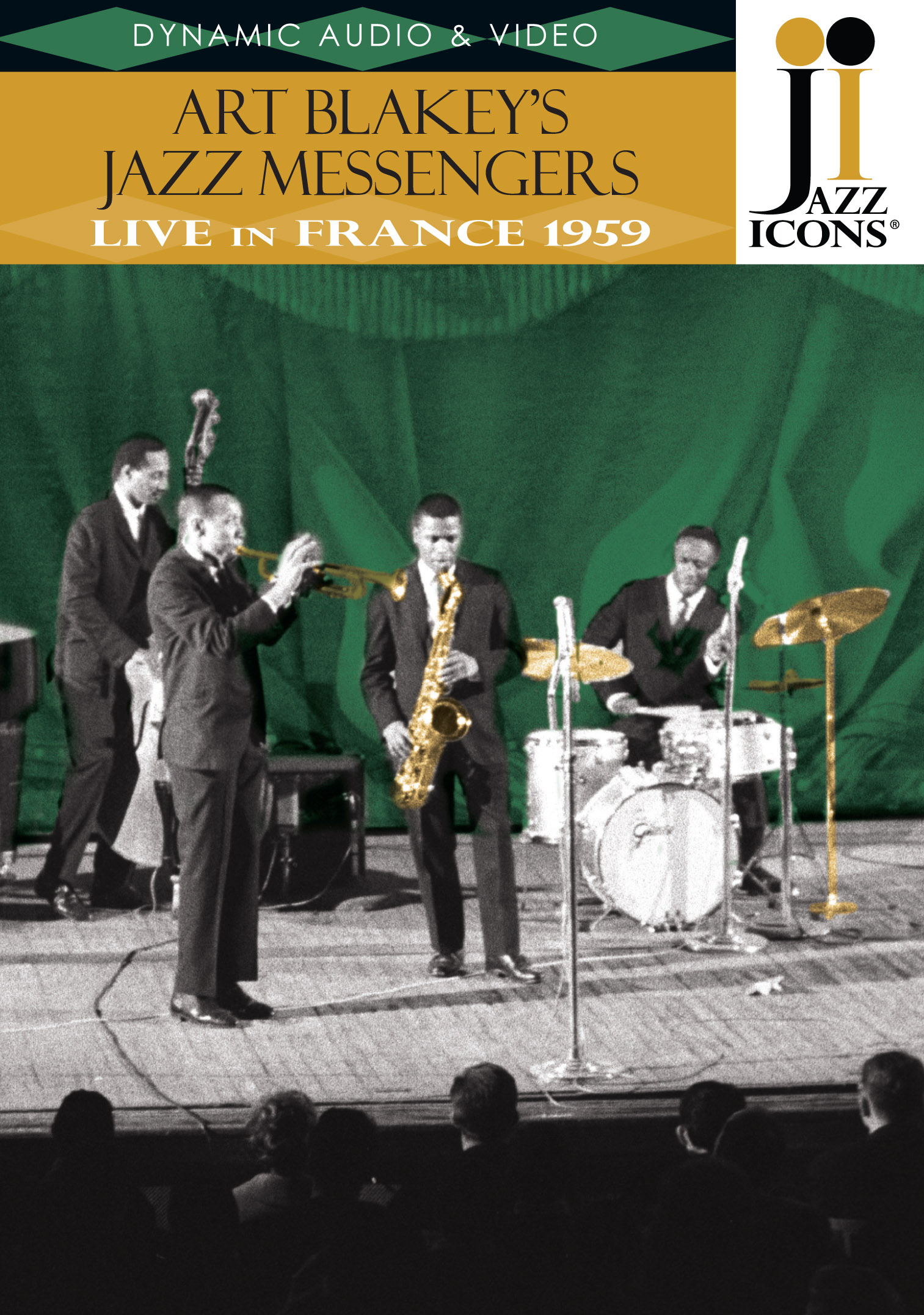 Jazz Icons: Art Blakey's Jazz Messengers - Live in France 1959