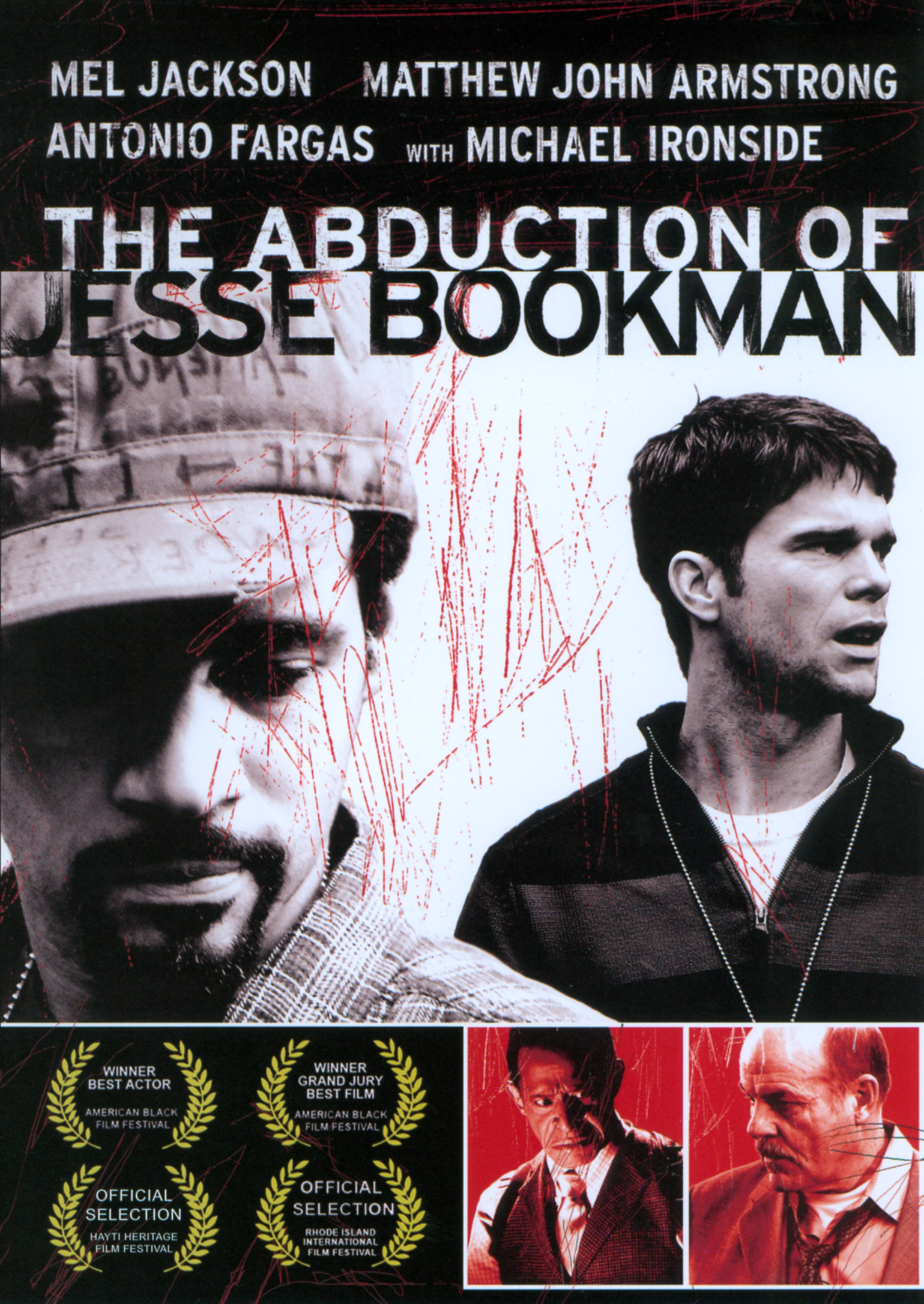 The Abduction of Jesse Bookman