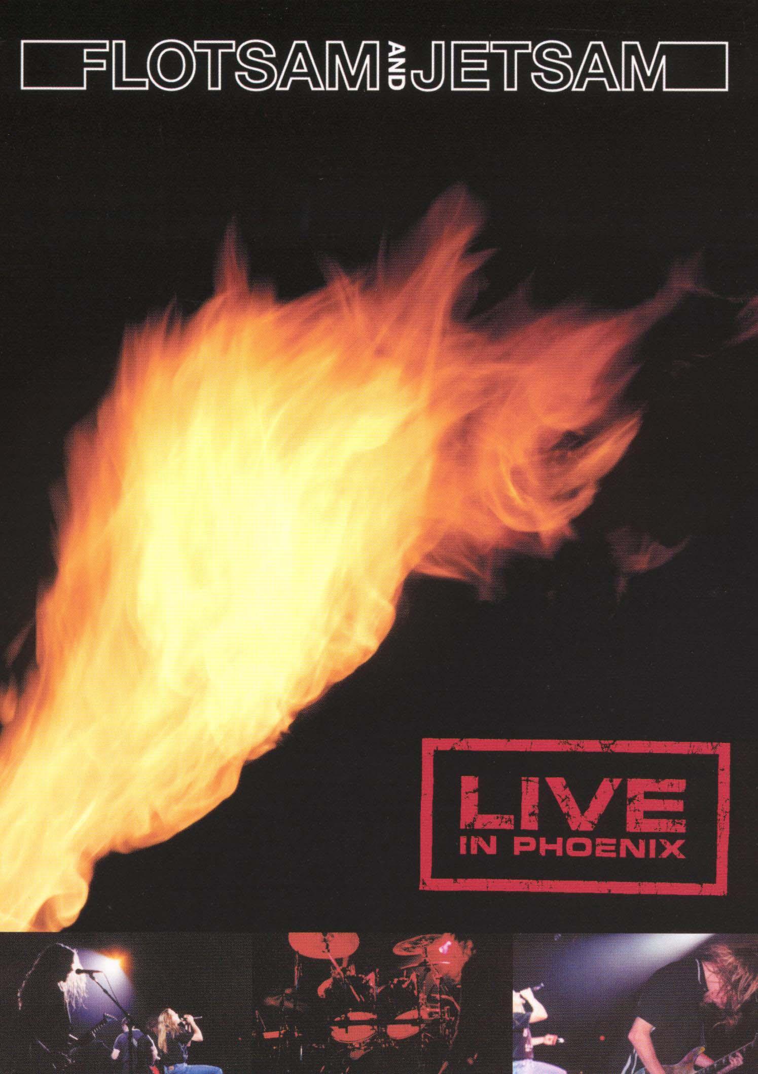 Flotsam and Jetsam: Live in Phoenix