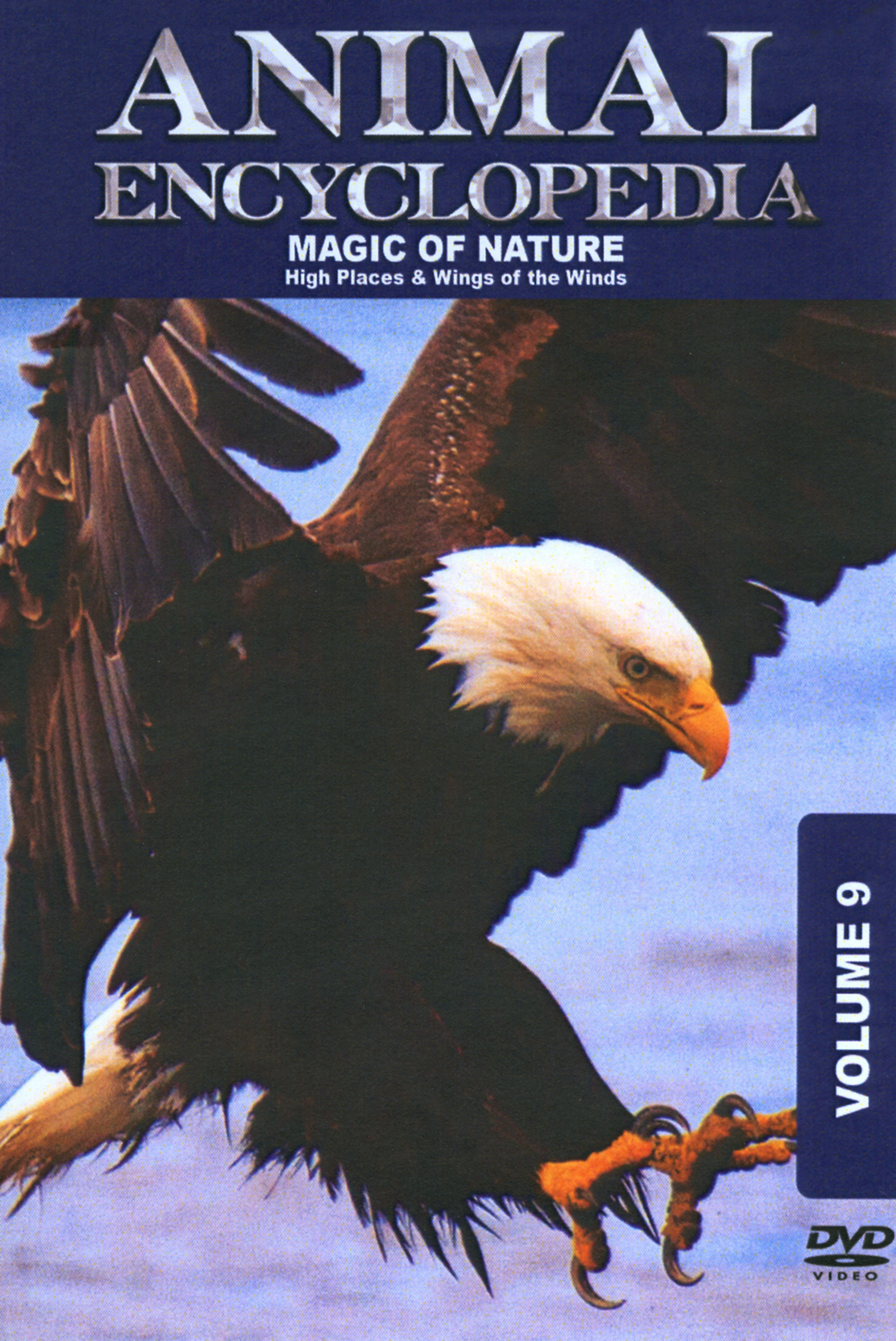 Animal Encyclopedia, Vol. 9: High Places and Wings of the Wind
