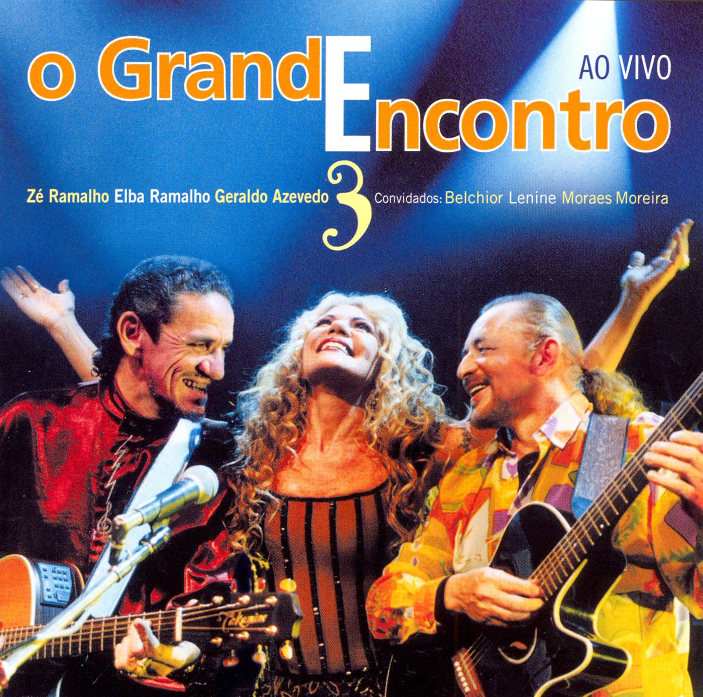 Elba Ramalho: O Grande Encontro, Vol. 3